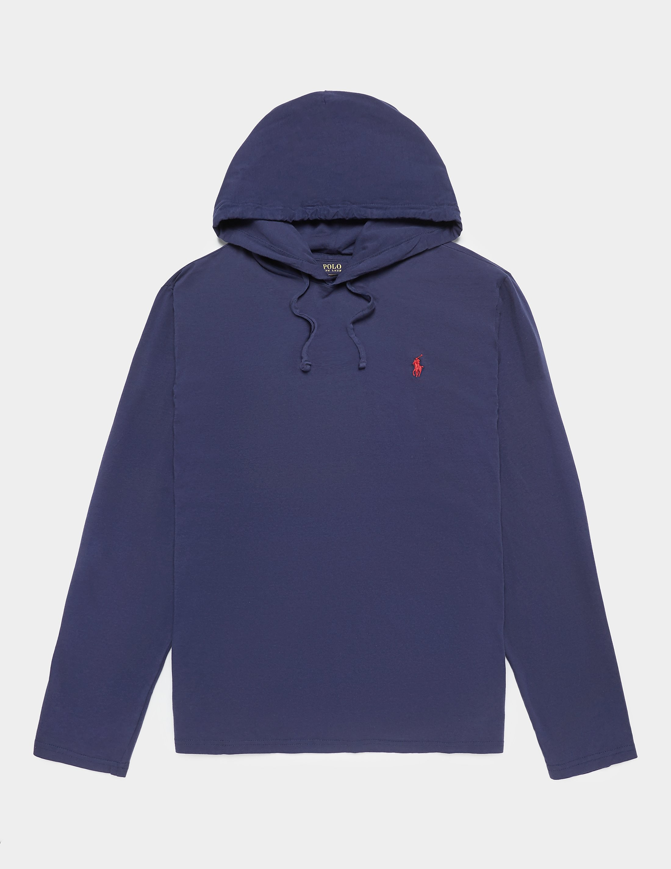 Polo Ralph Lauren Hooded Long Sleeve T-Shirt
