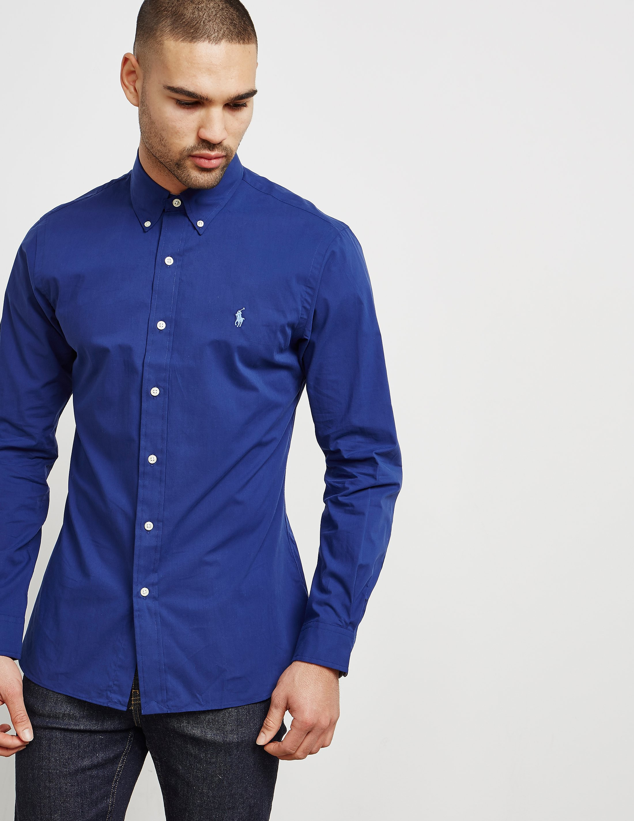 Polo Ralph Lauren Poplin Long Sleeve Shirt