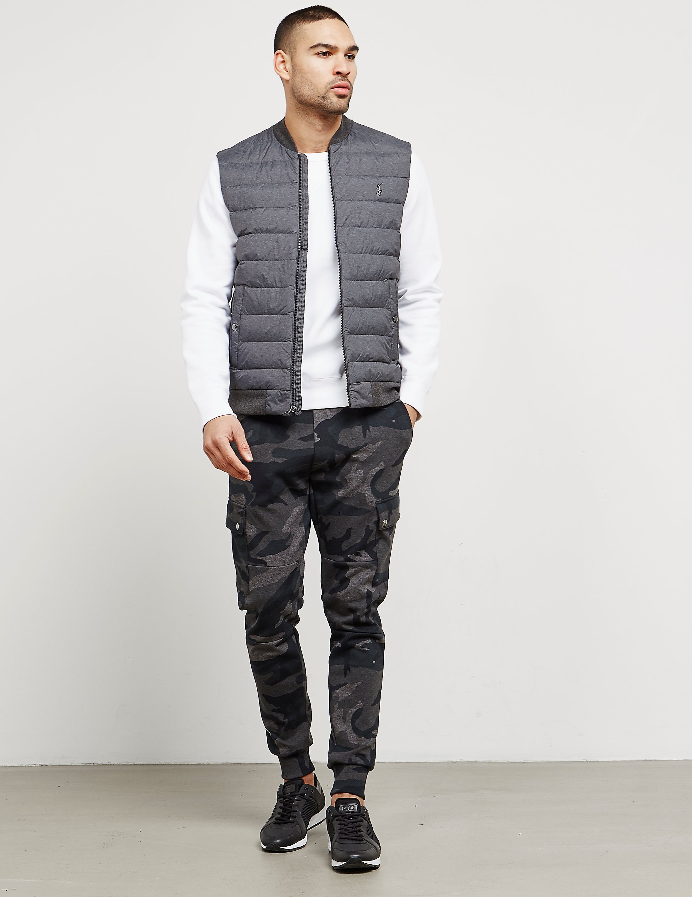 Polo Ralph Lauren Tech Padded Gilet