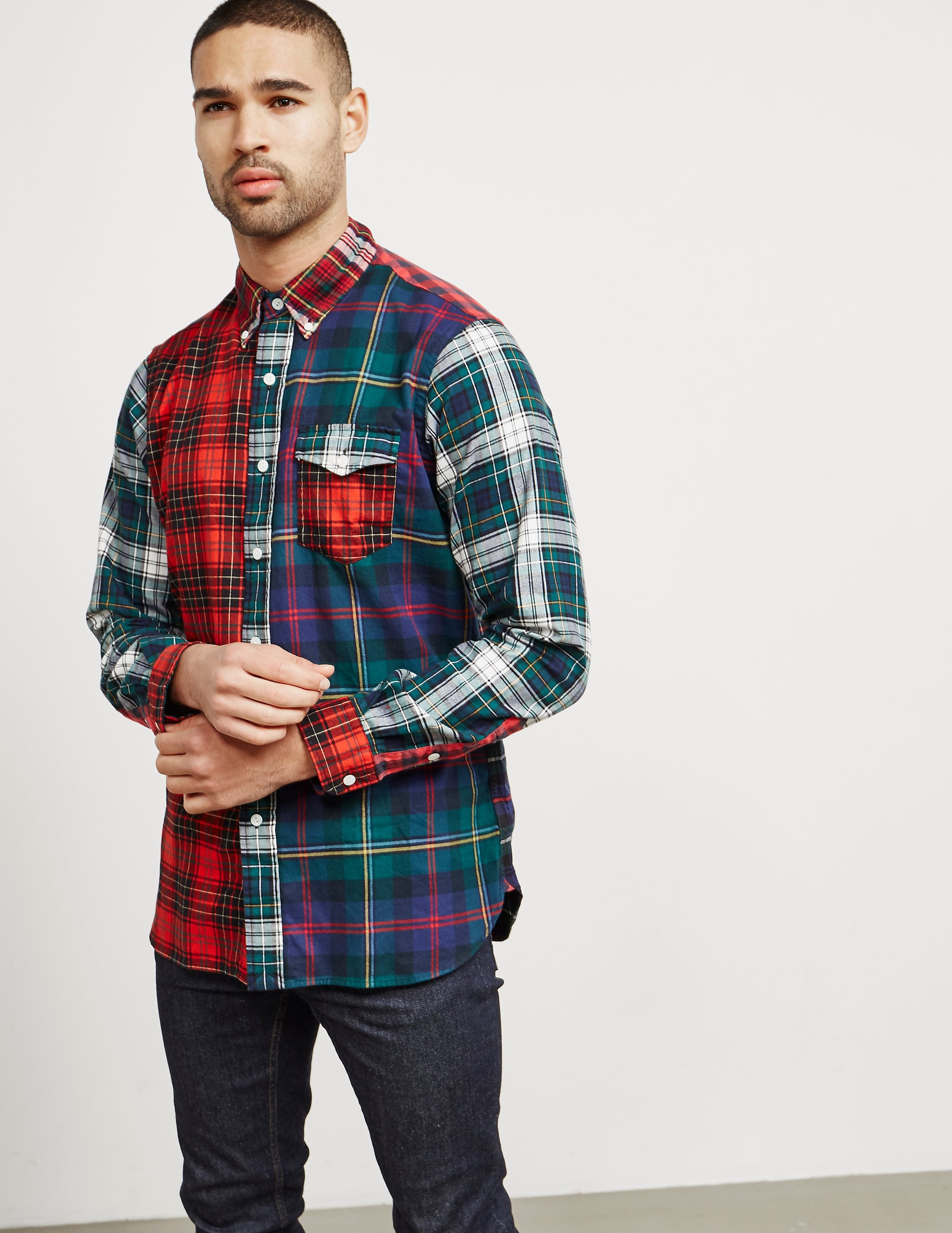 Polo Ralph Lauren Gingham Long Sleeve Shirt