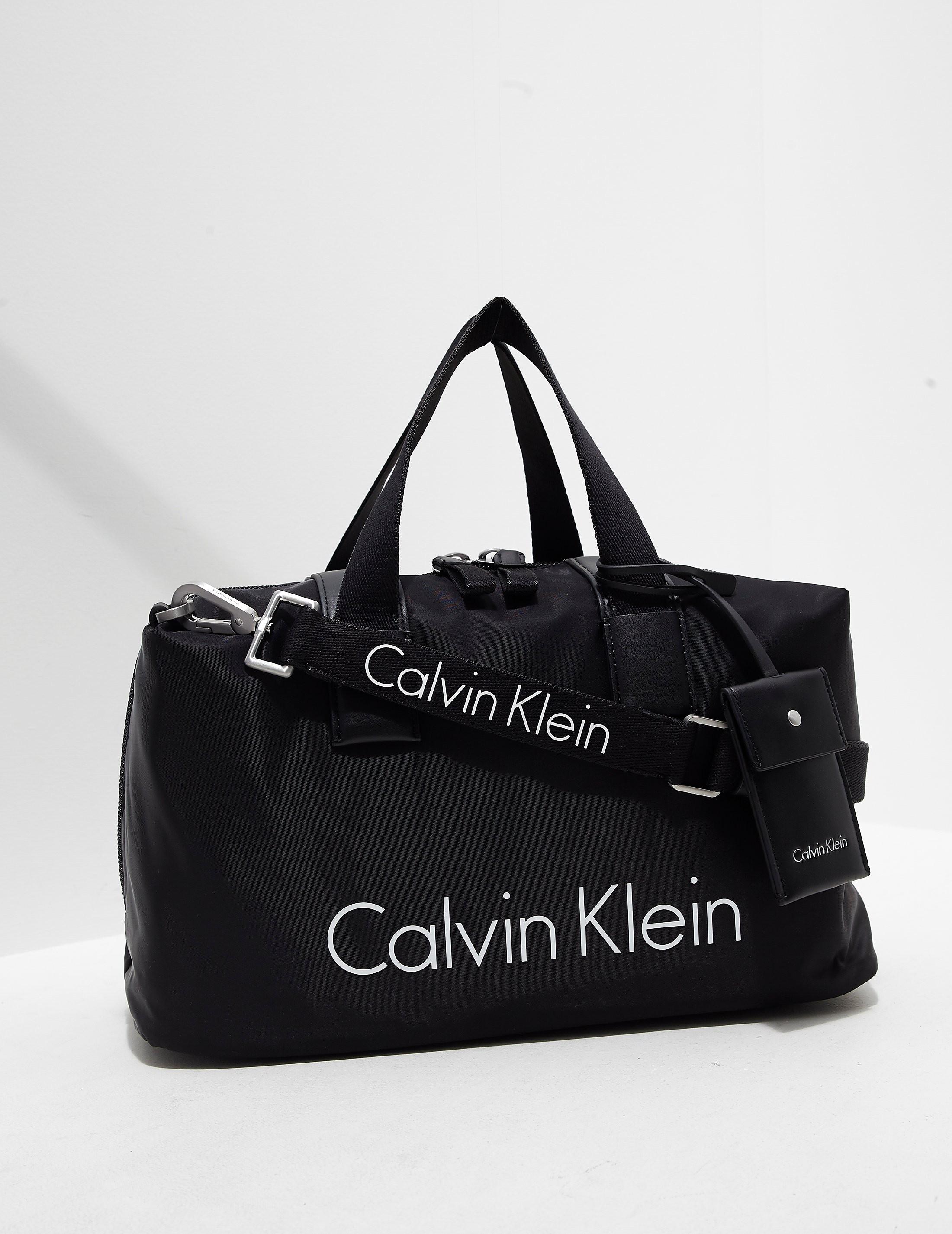 Calvin Klein Nylon Duffle Bag