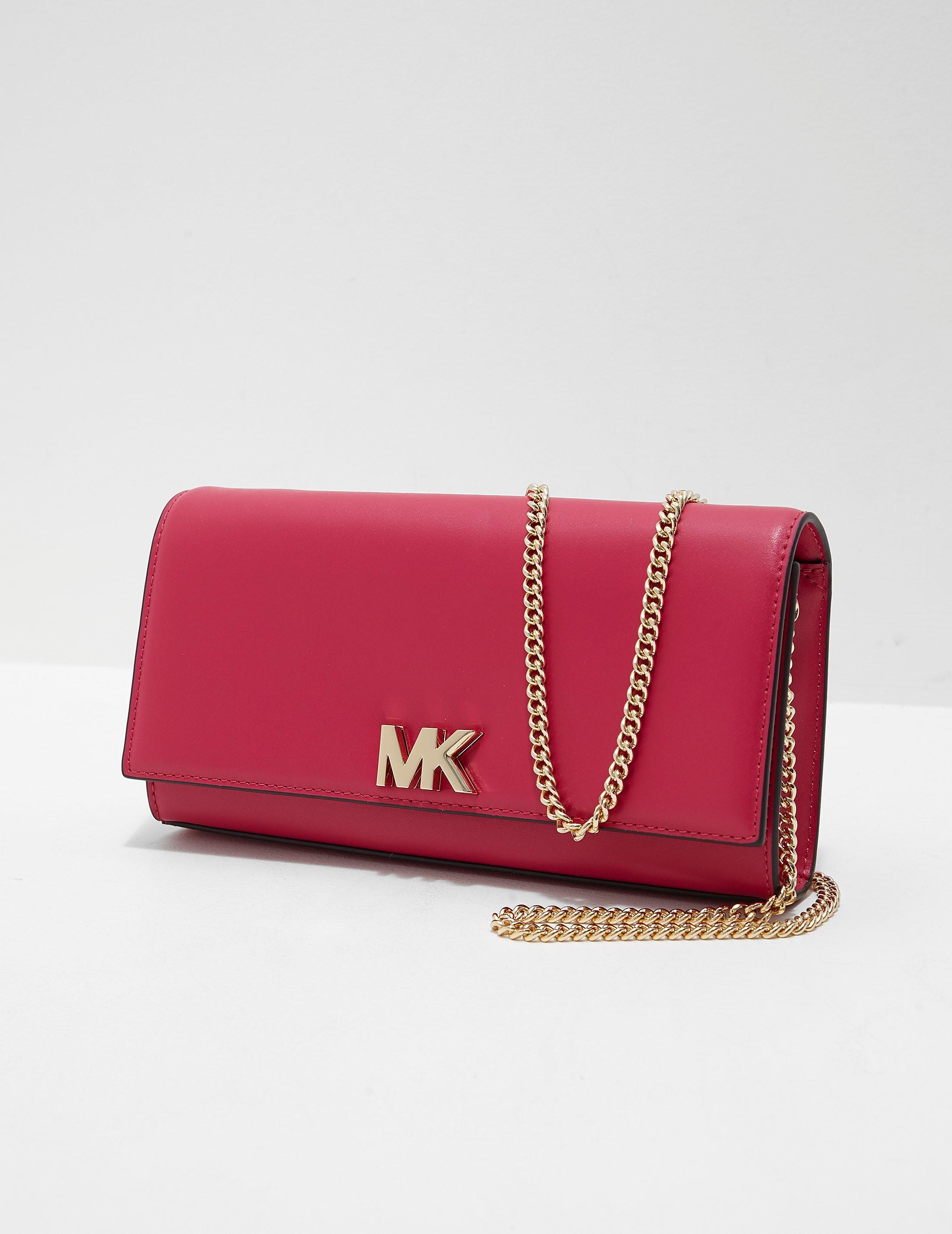 Michael Kors East West Clutch Bag