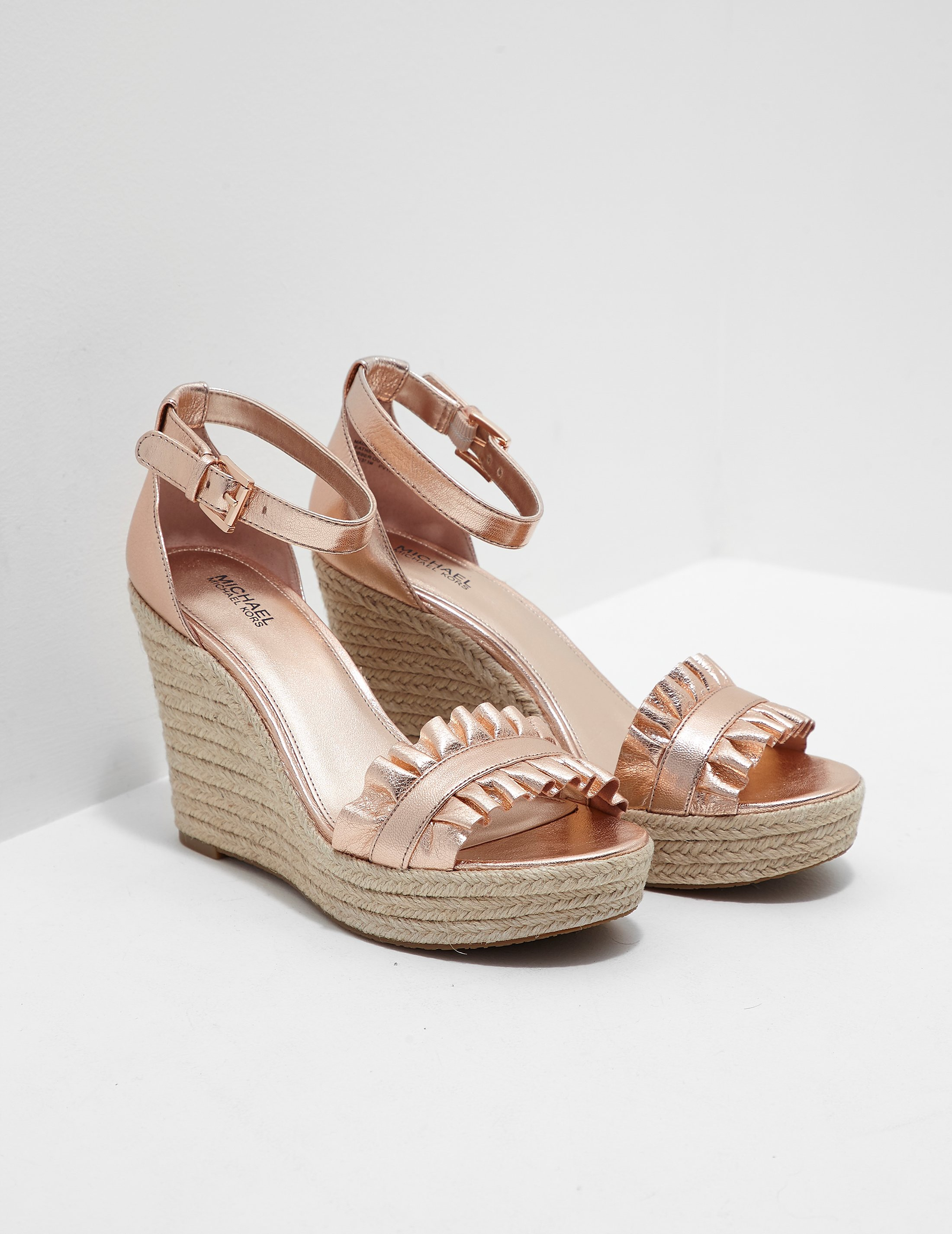 Michael Kors Bella Wedges