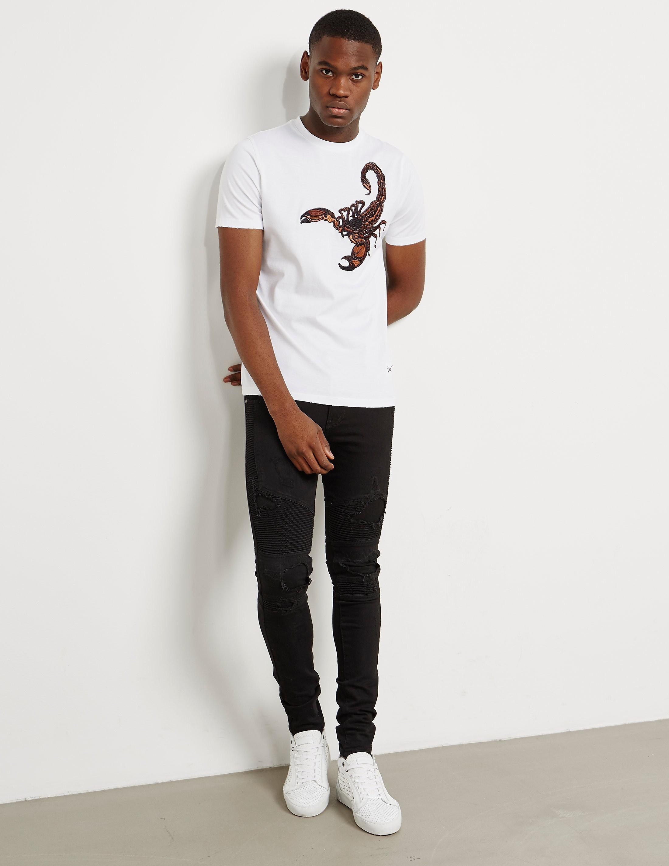 Dimoral Scorpion Short Sleeve T-Shirt