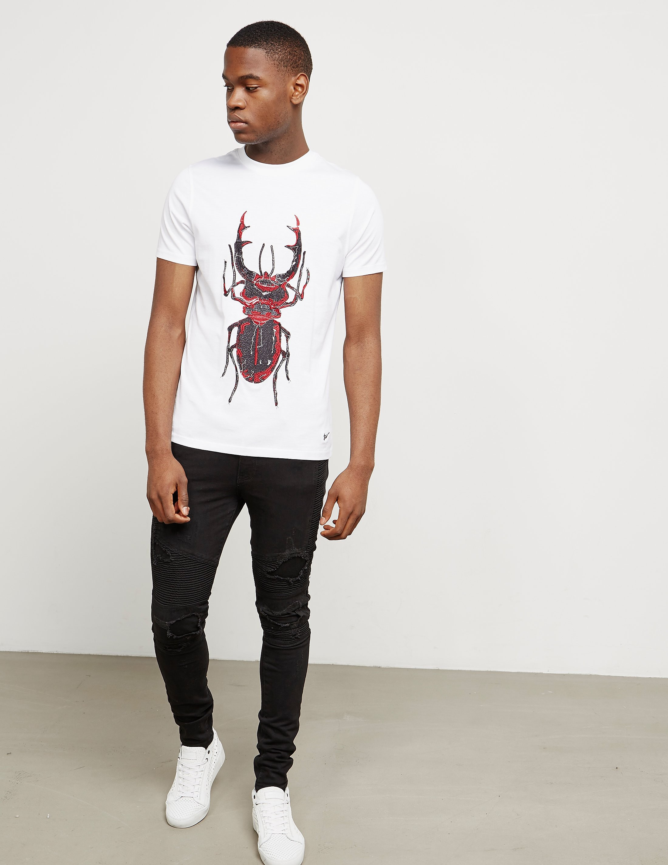 Dimoral Beetle Short Sleeve T-Shirt