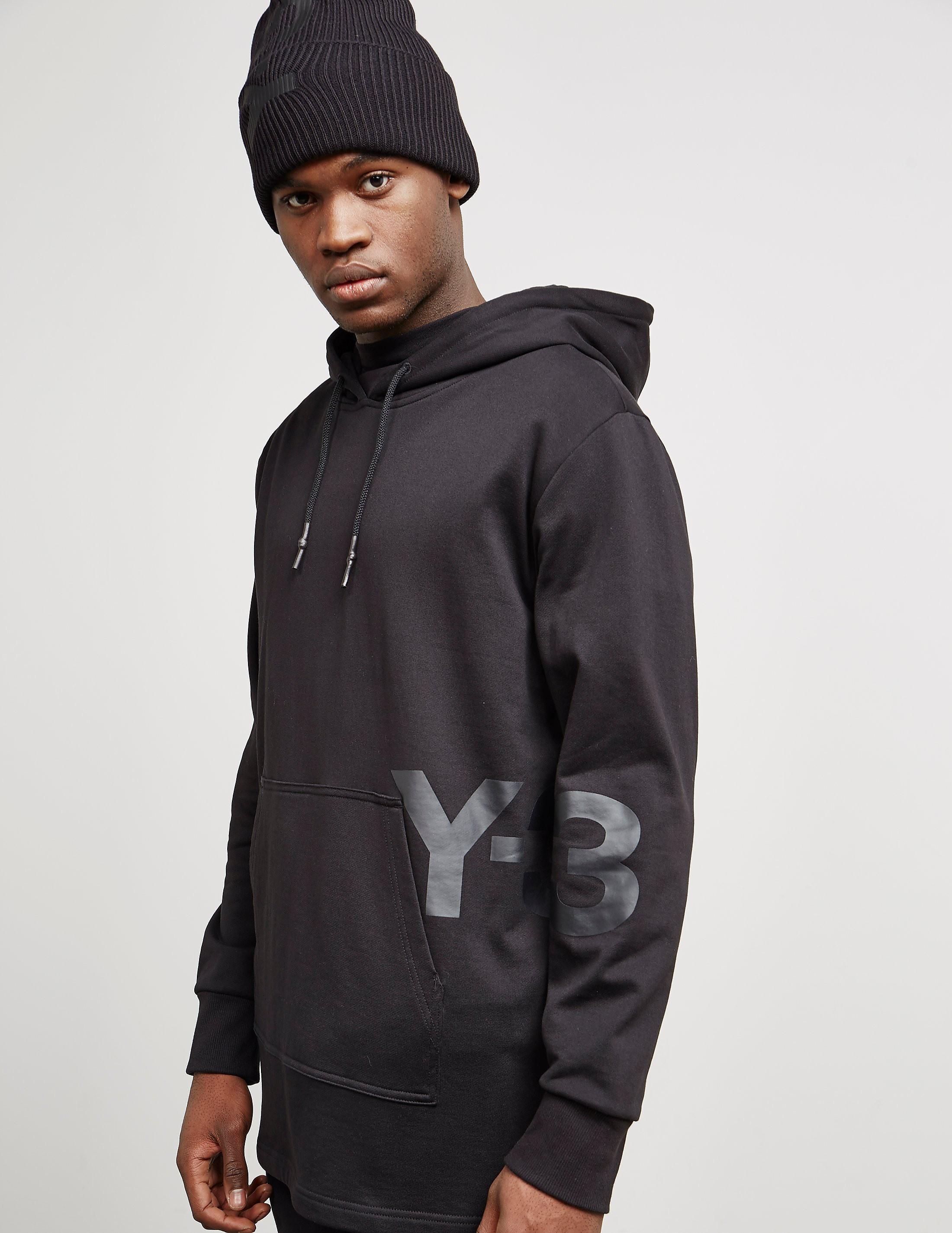 Y-3 Split Logo Hoody