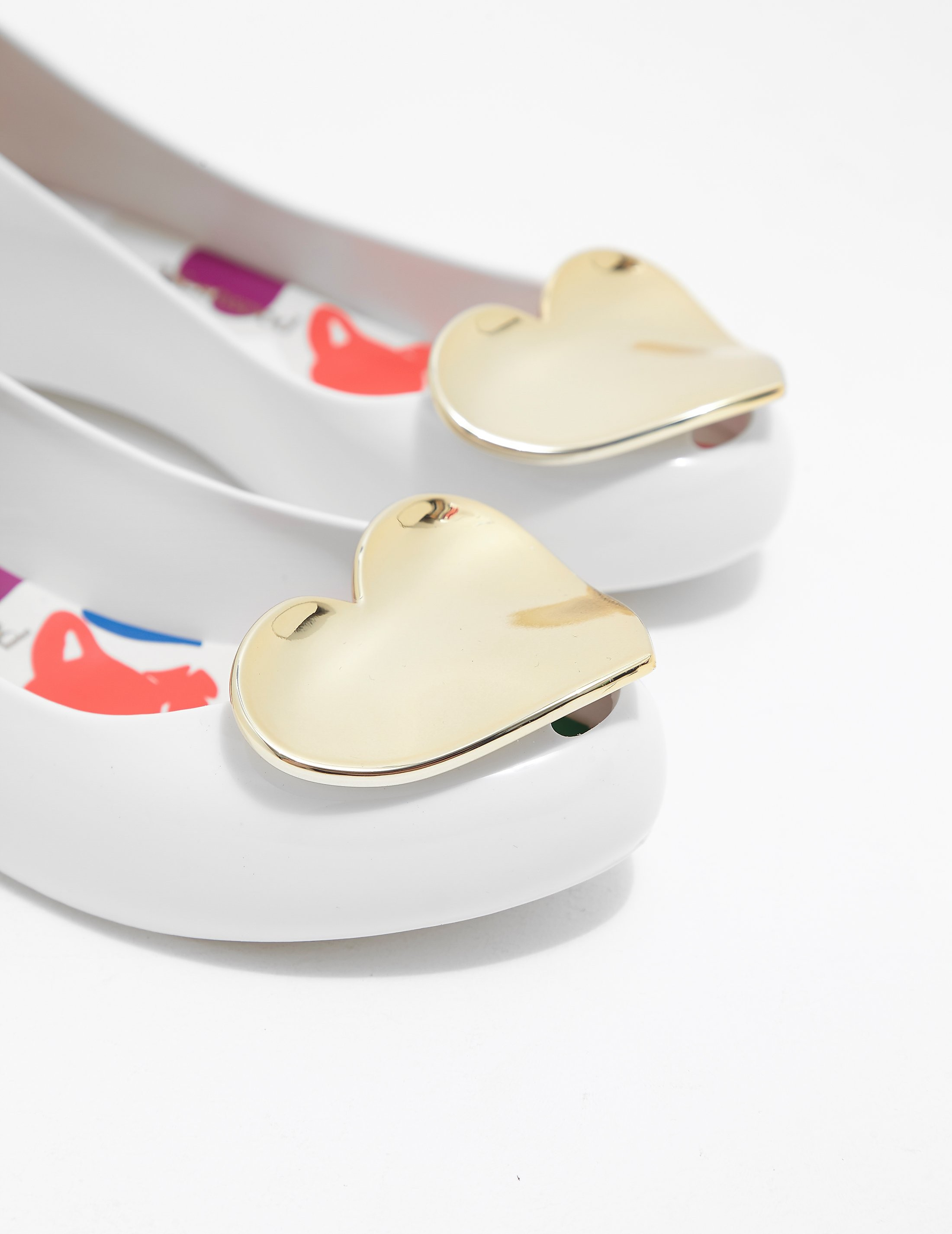 Melissa x Vivienne Westwood Anglomania Ultragirl Heart