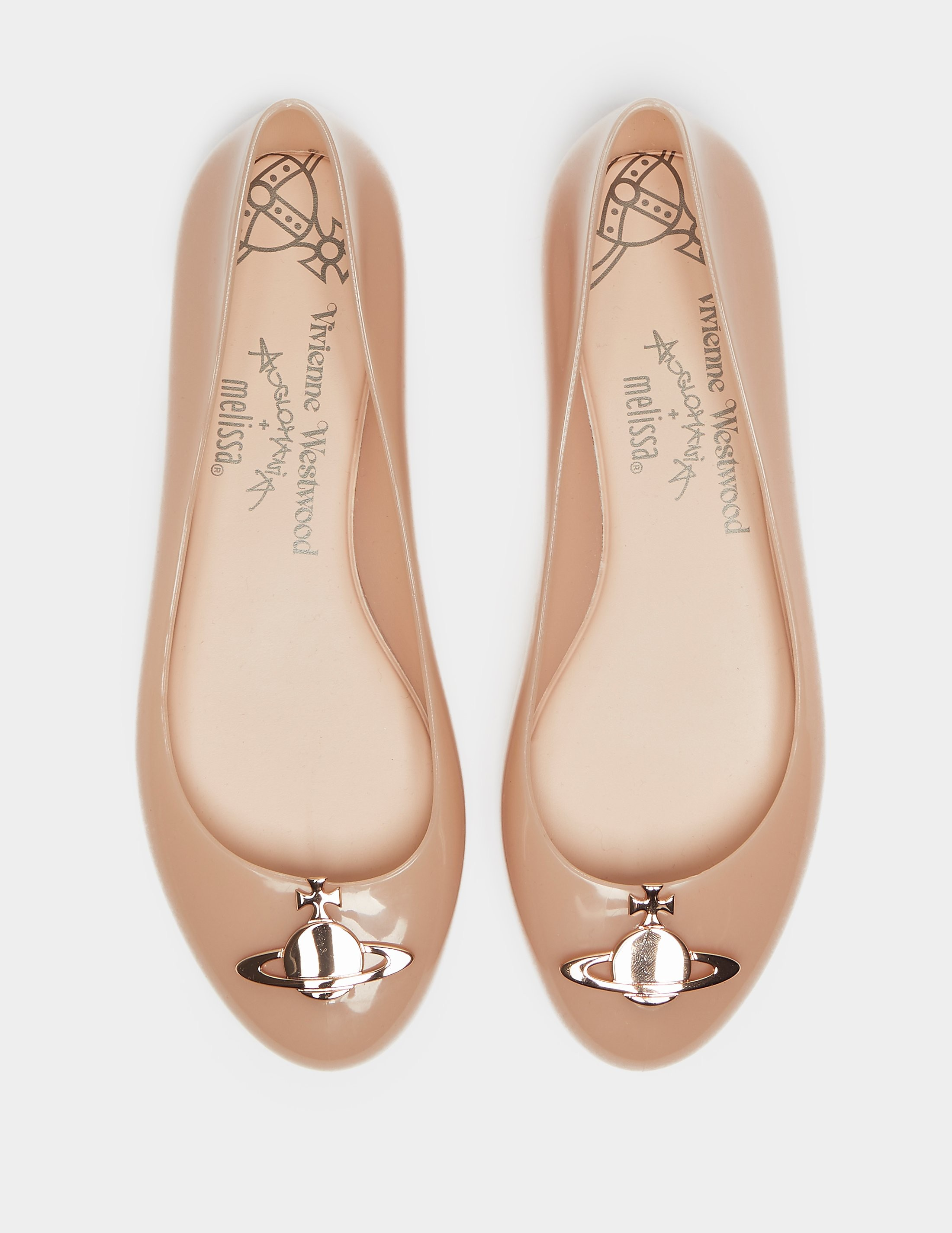 Melissa x Vivienne Westwood Anglomania Space Love