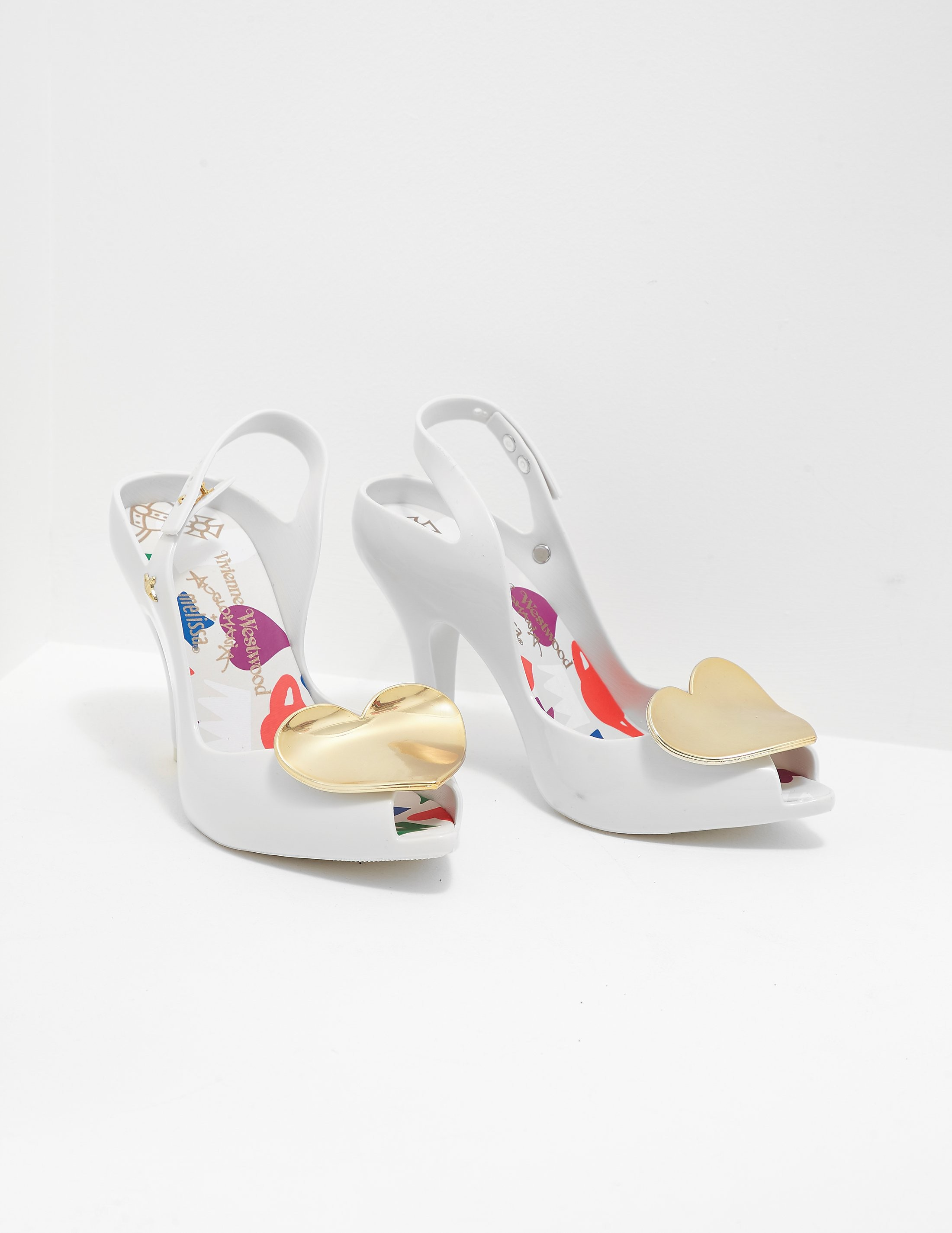 Melissa x Vivienne Westwood Anglomania Dragon Heart