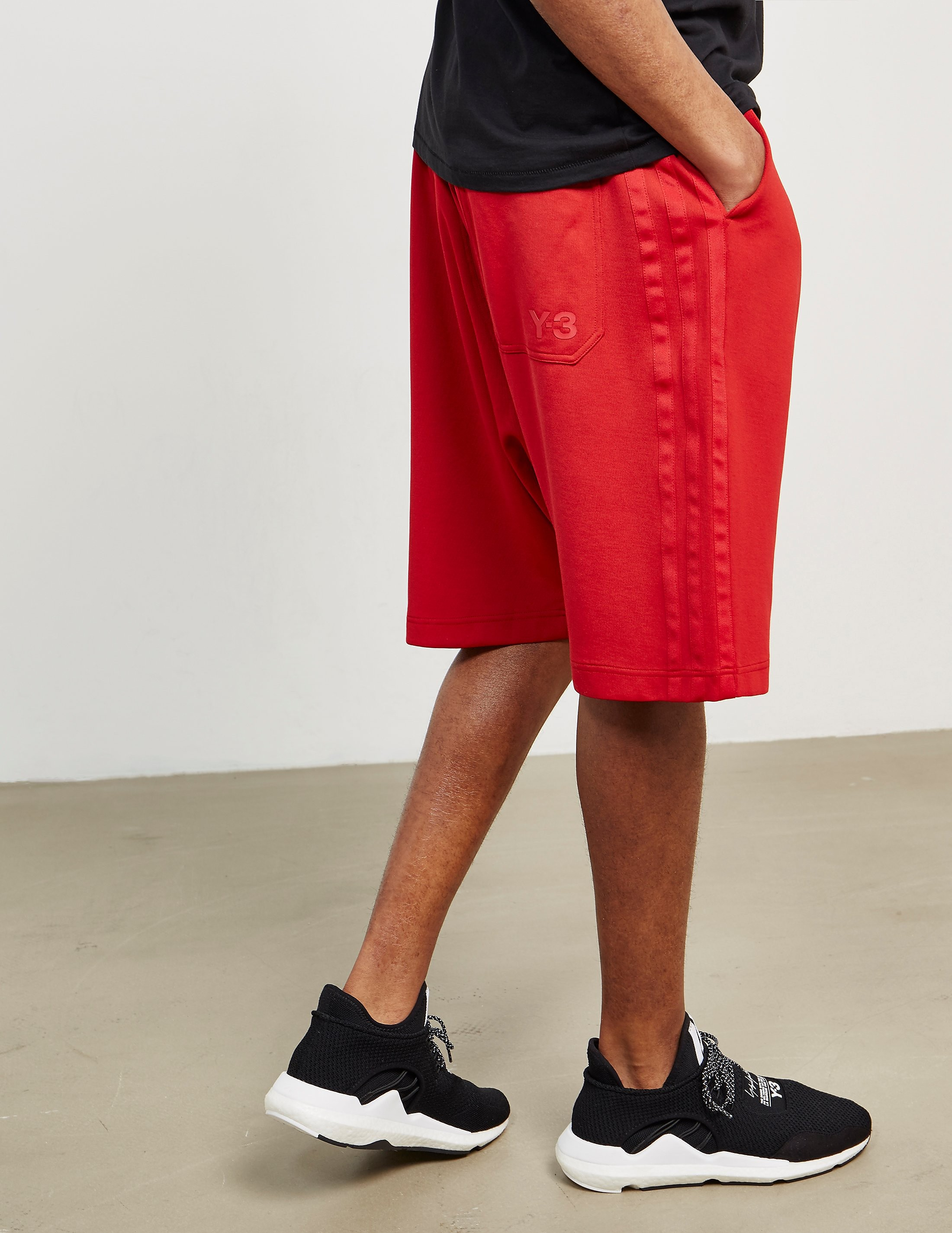Y-3 Three Stripe Shorts