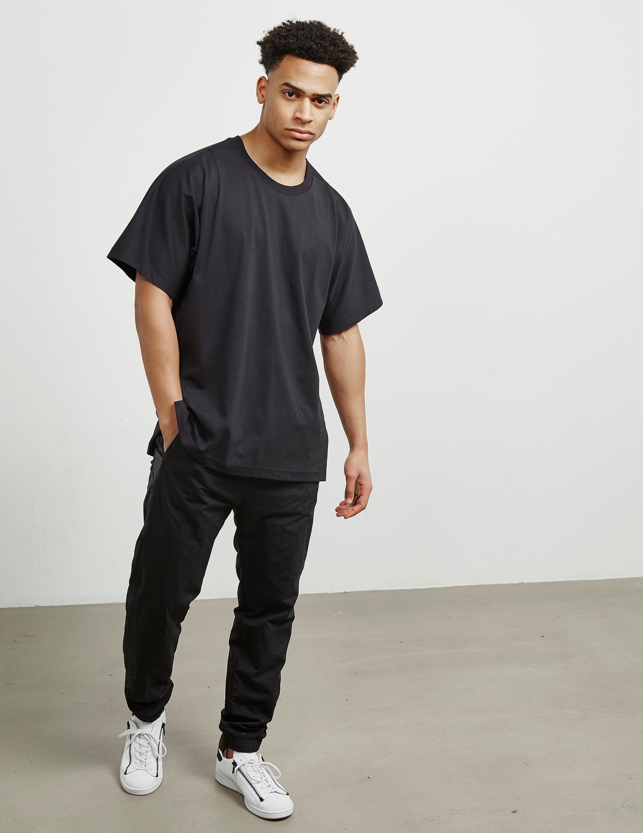 Y-3 Stag Logo Short Sleeve T-Shirt