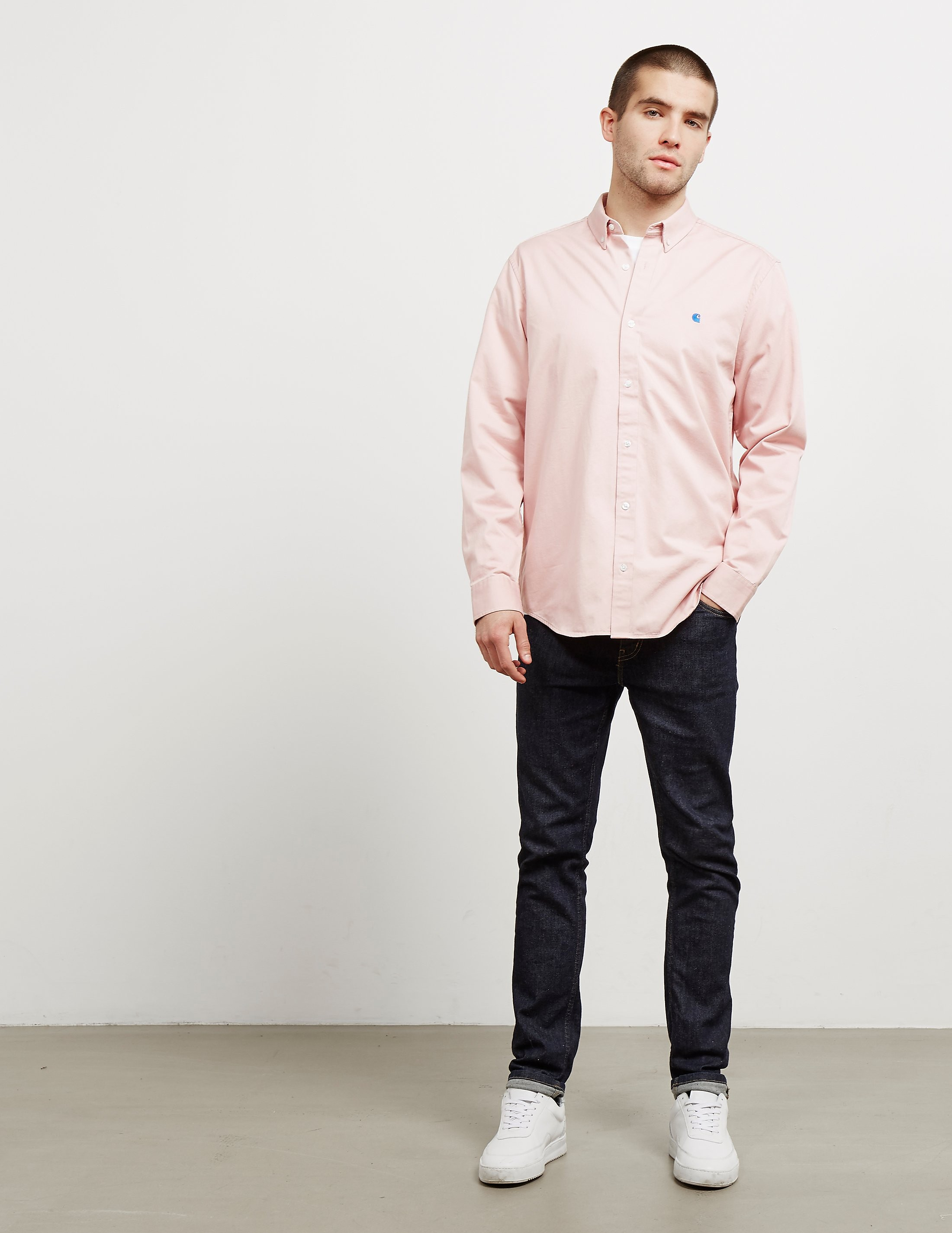 Carhartt WIP Madison Long Sleeve Shirt