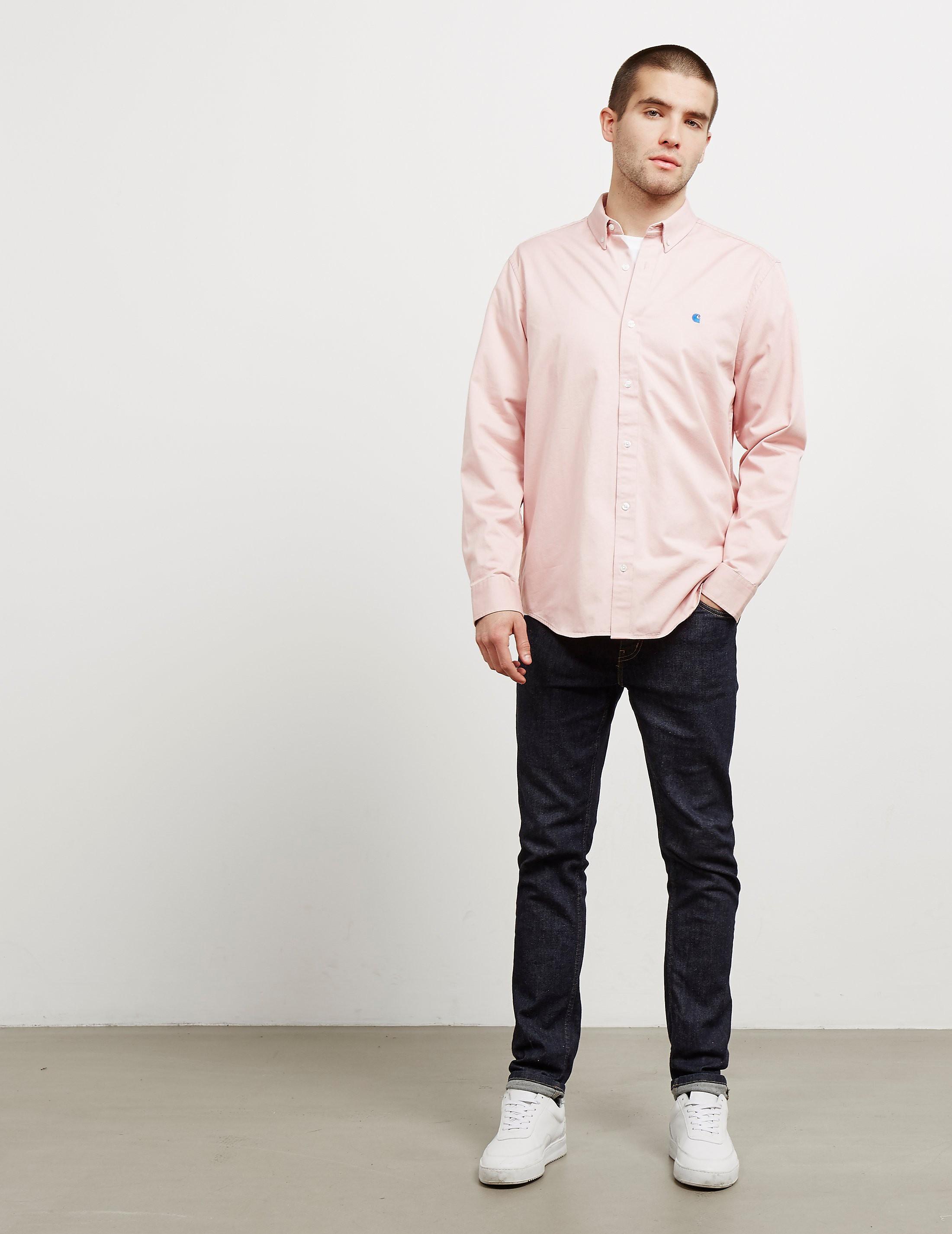 Carhartt WIP Madison Long Sleeve Shirt