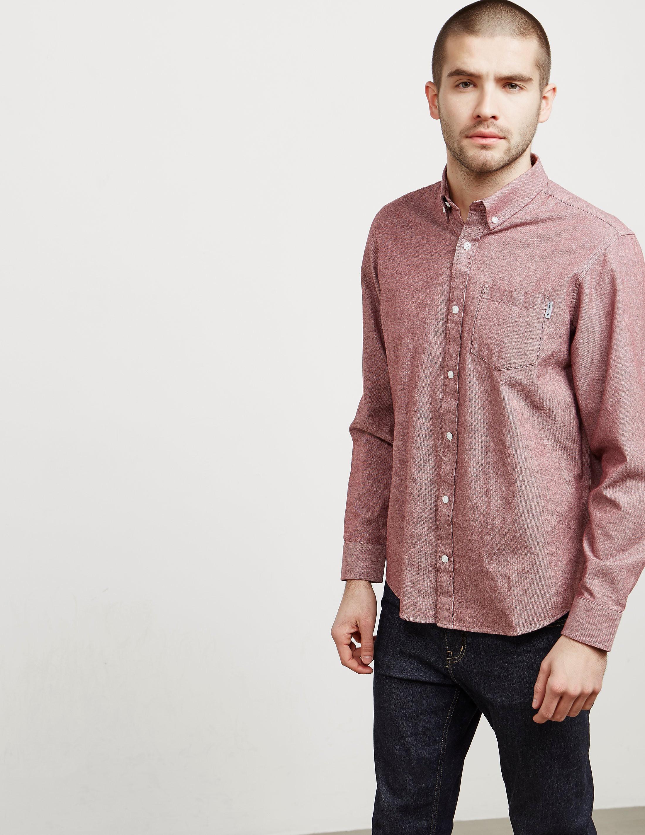 Carhartt WIP Dalton Long Sleeve Shirt