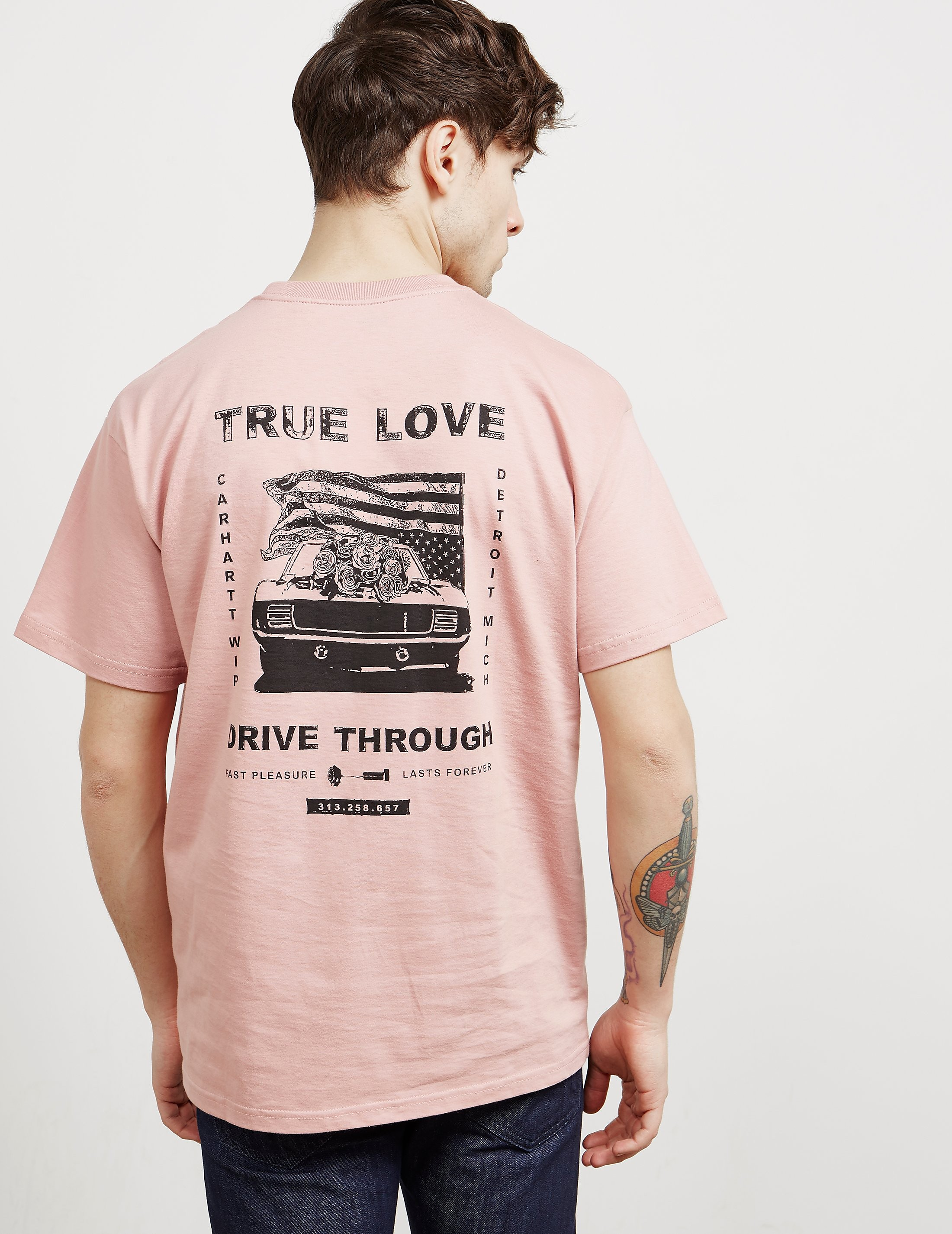 Carhartt WIP True Love Short Sleeve T-Shirt