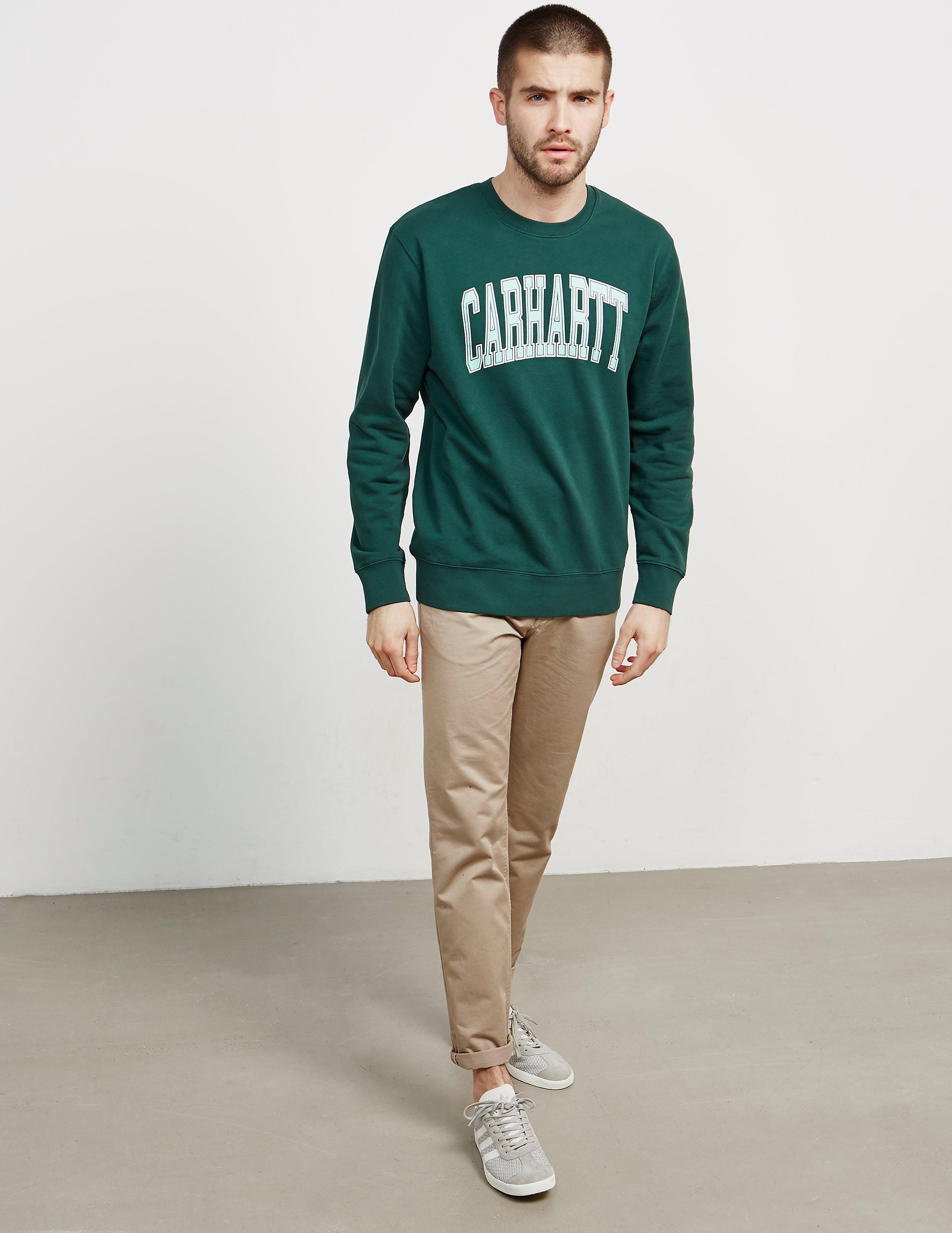 Carhartt WIP Division Crew Sweatshirt