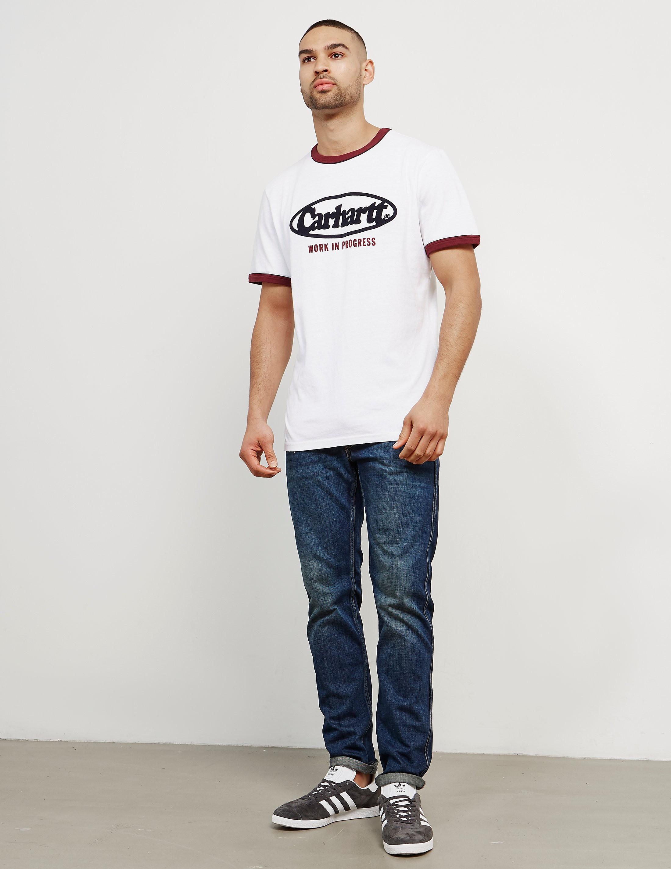 Carhartt WIP Ringer Oval Short Sleeve T-Shirt