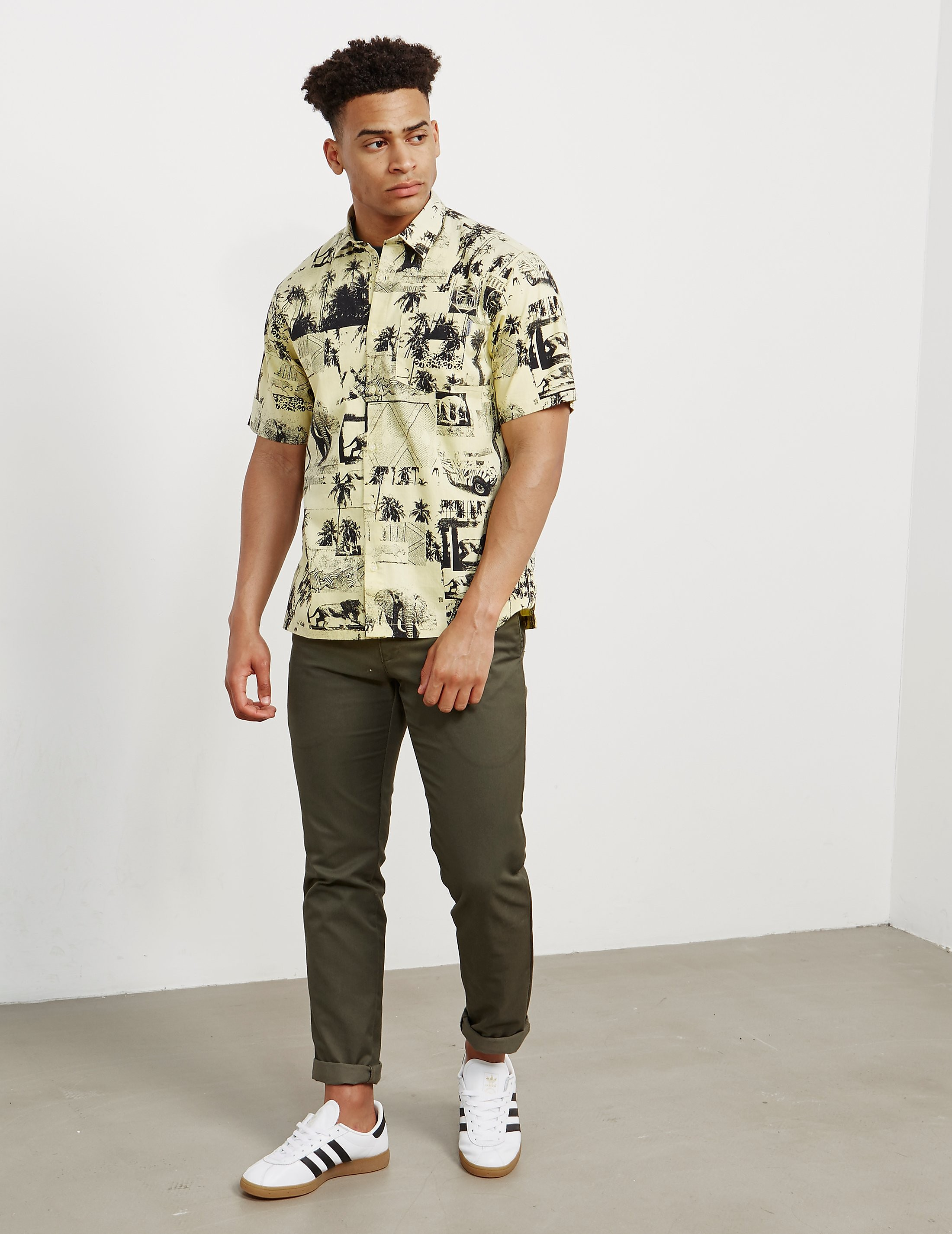 Carhartt WIP Safari Short Sleeve Shirt