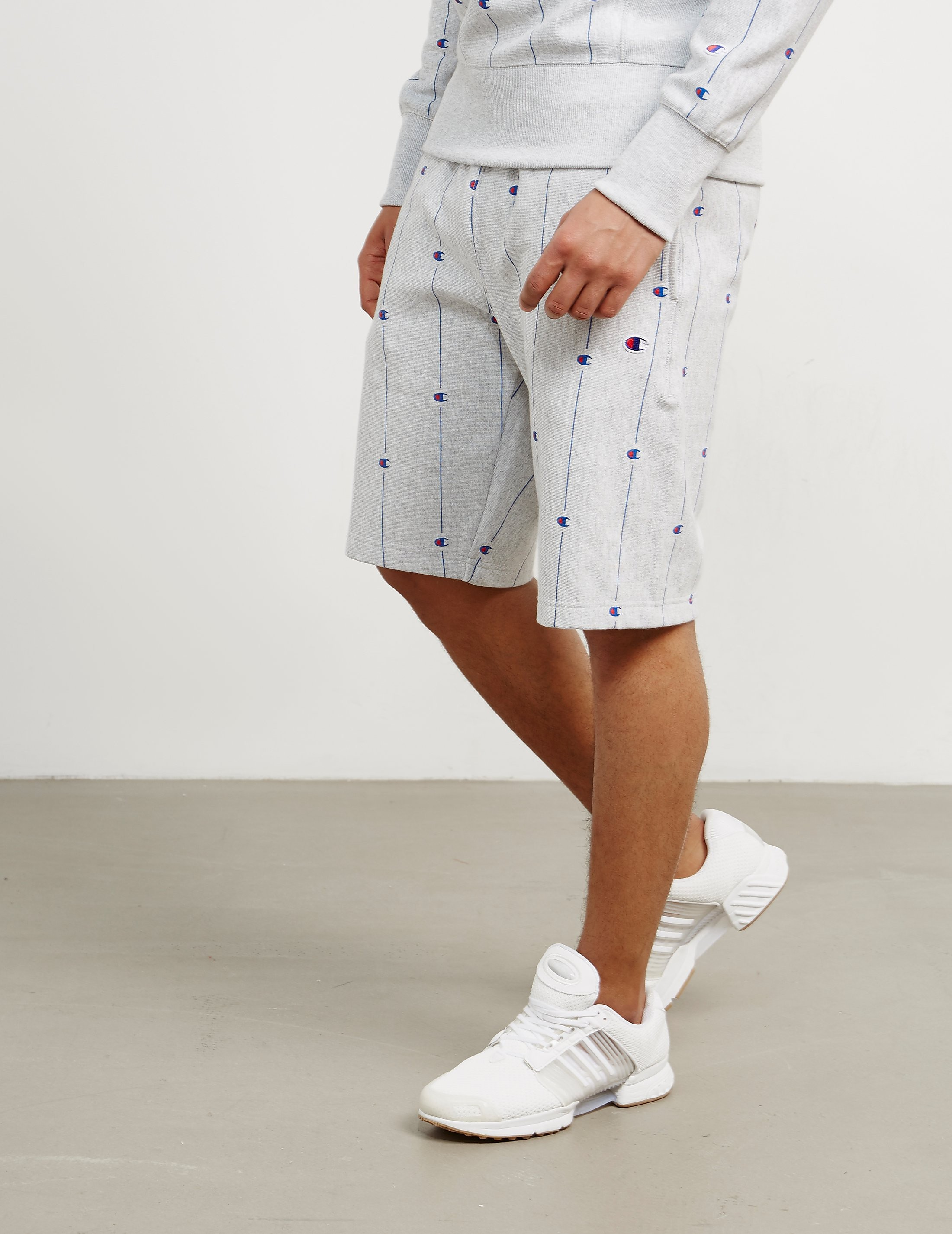 Champion Pinstripe Shorts