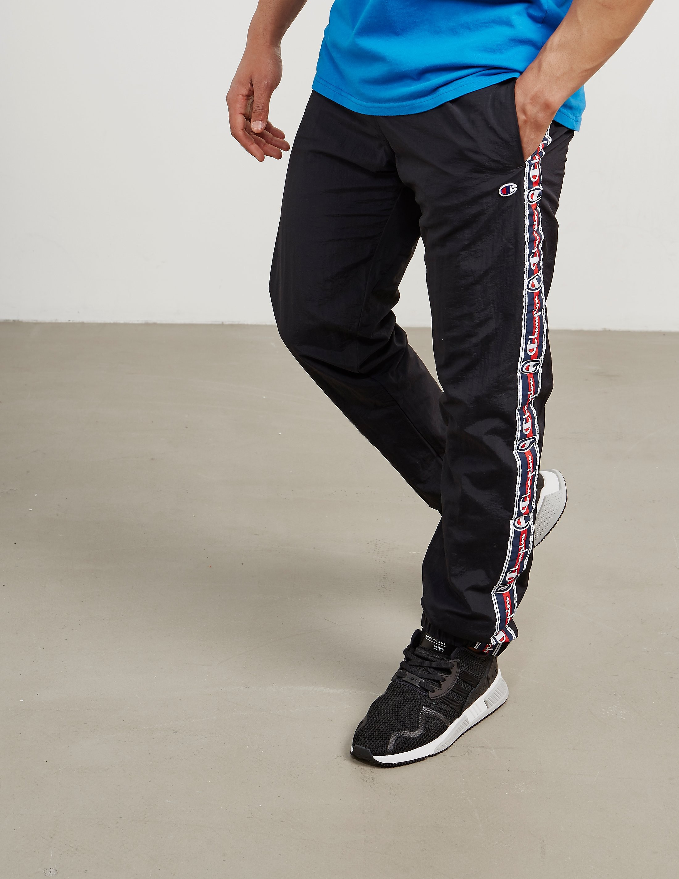 Champion Retro Tape Track Pants