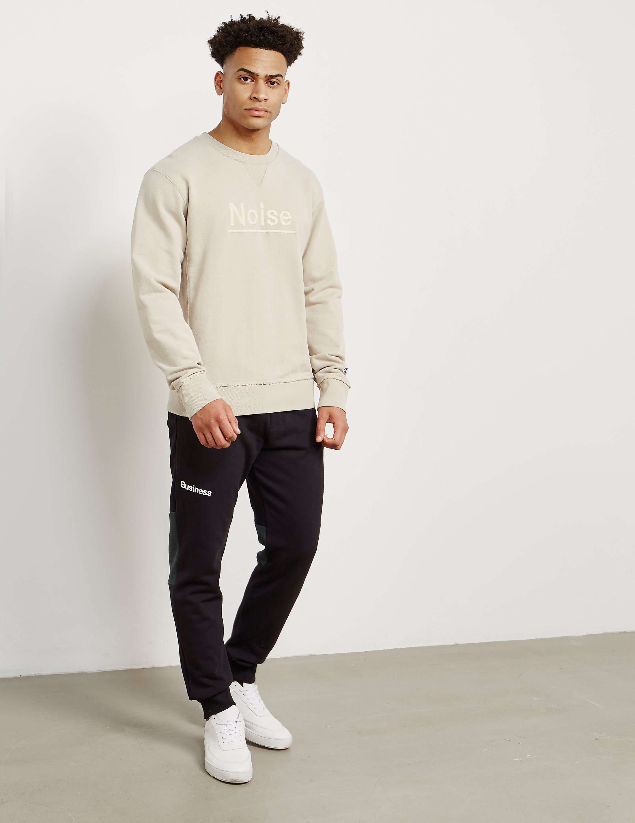 Champion x Wood Wood Noise Crew Sweatshirt