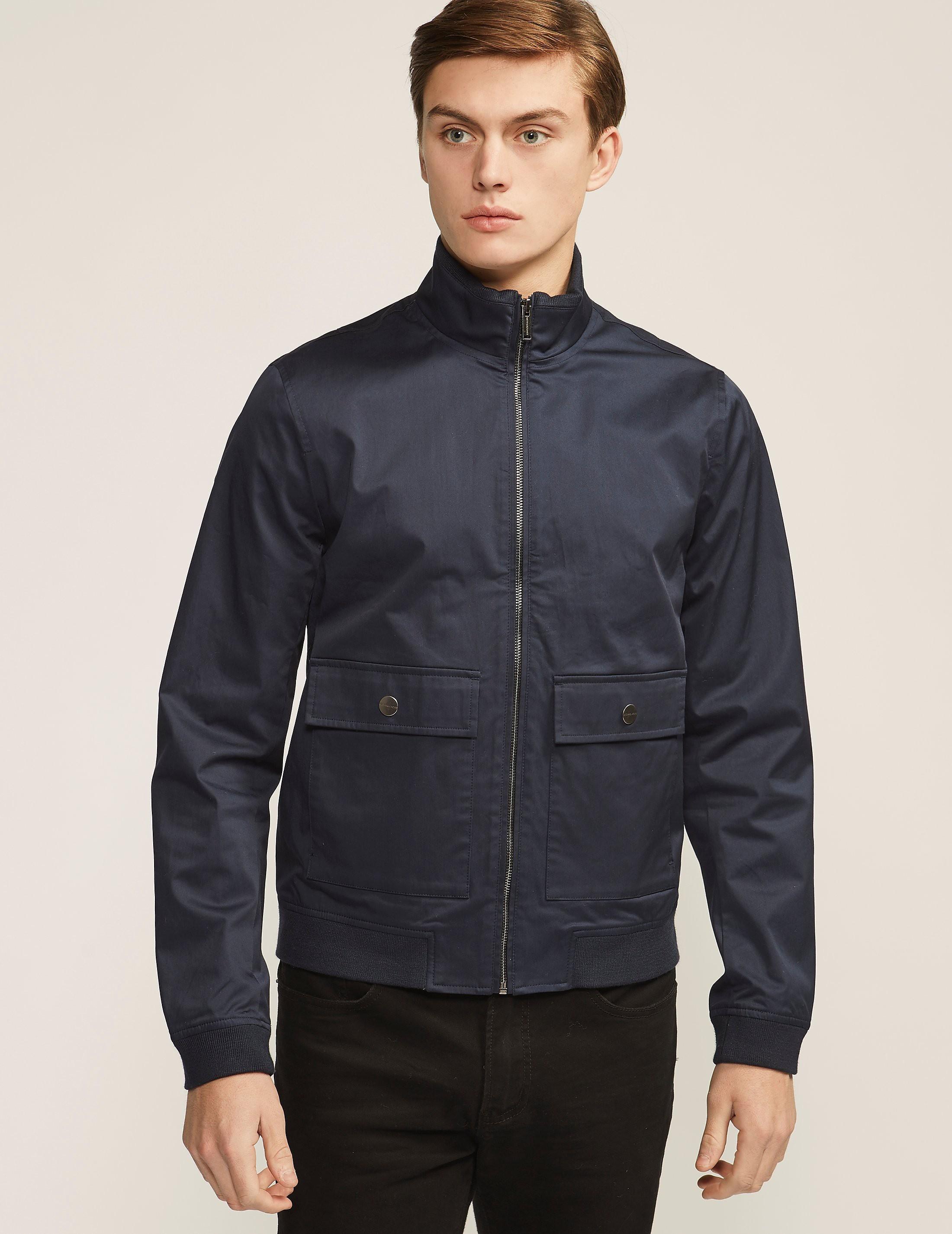 Michael Kors Pocket Bomber Jacket
