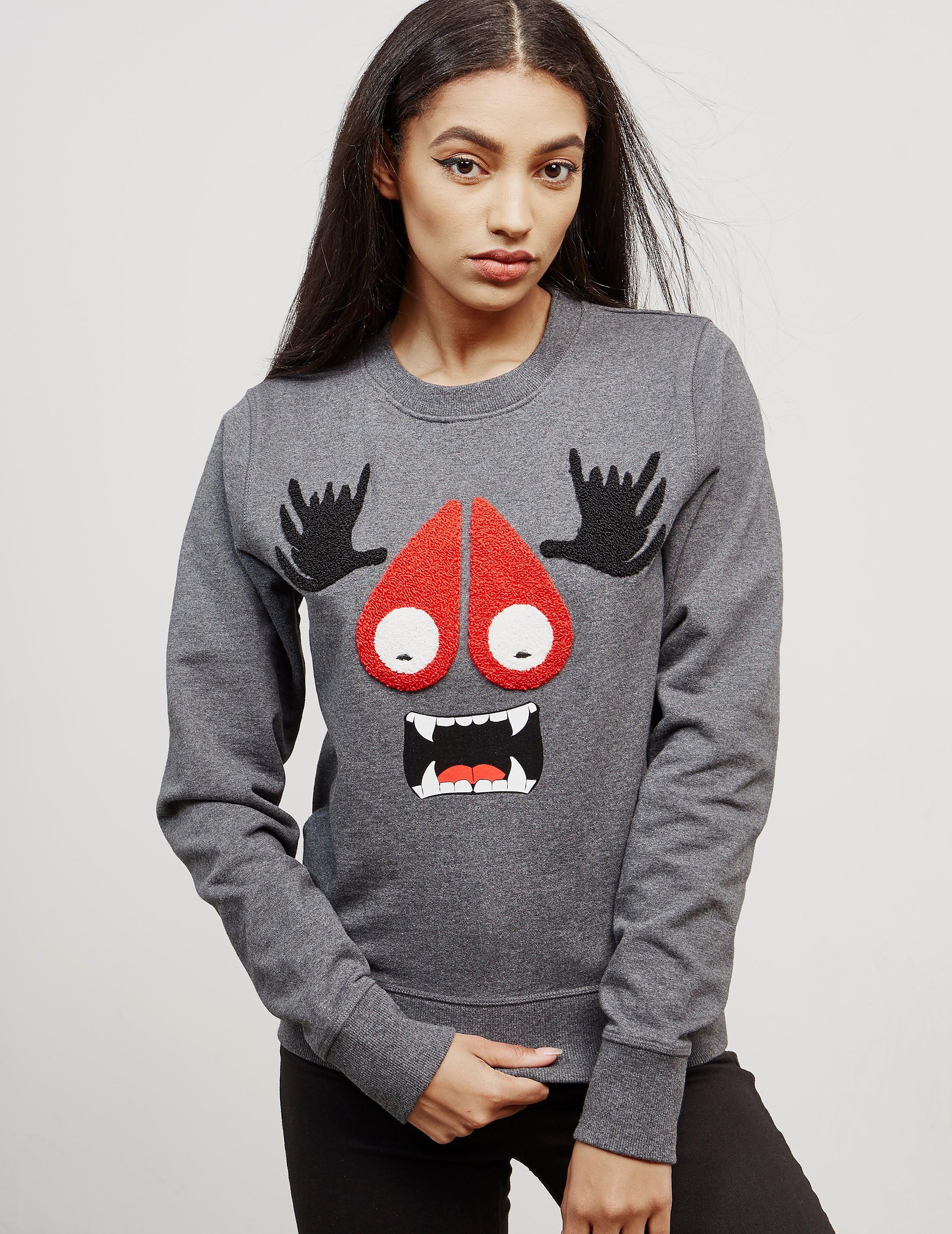 Moose Knuckles Monster Crew Sweatshirt
