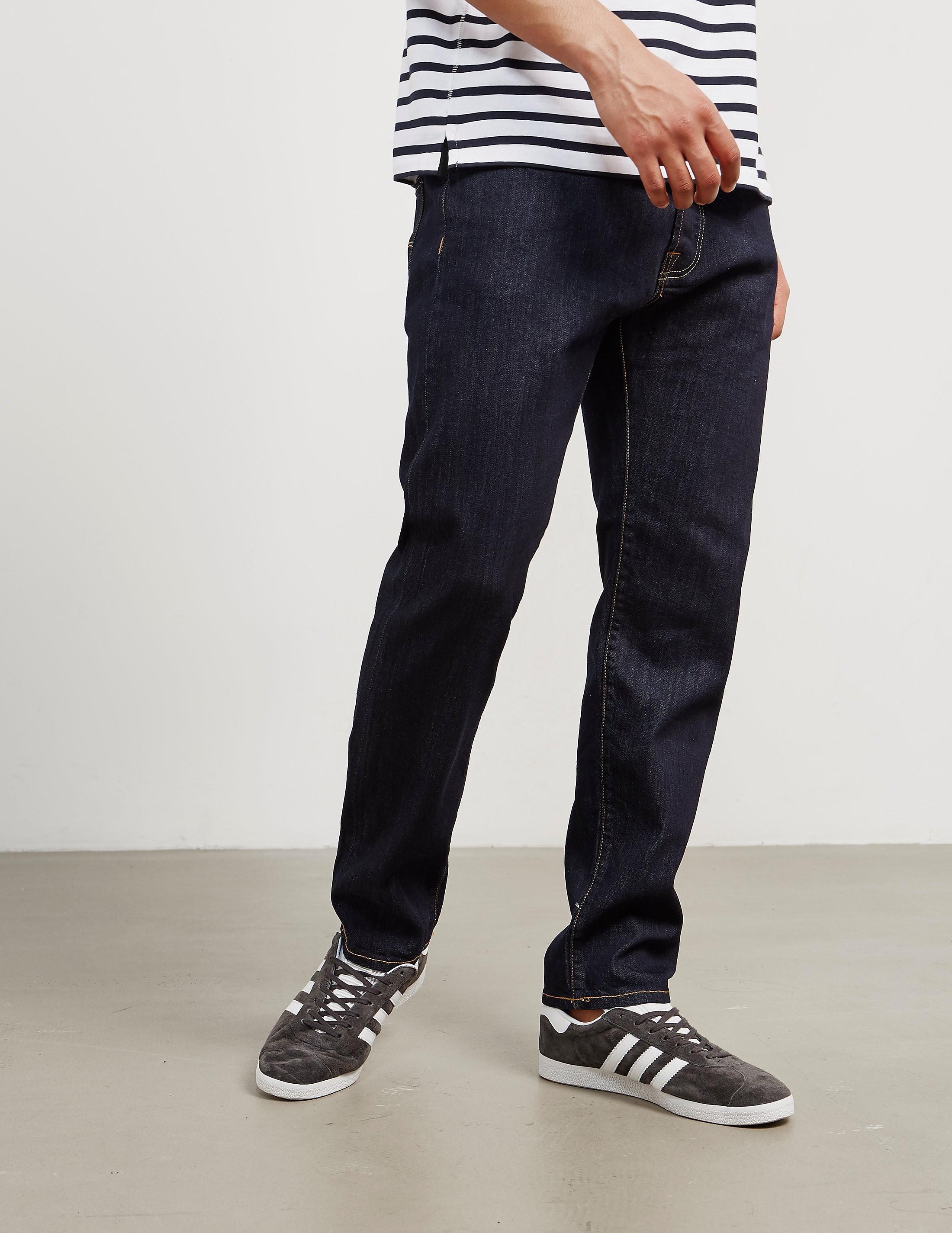 Edwin ED-55 List Regular Tapered Jeans