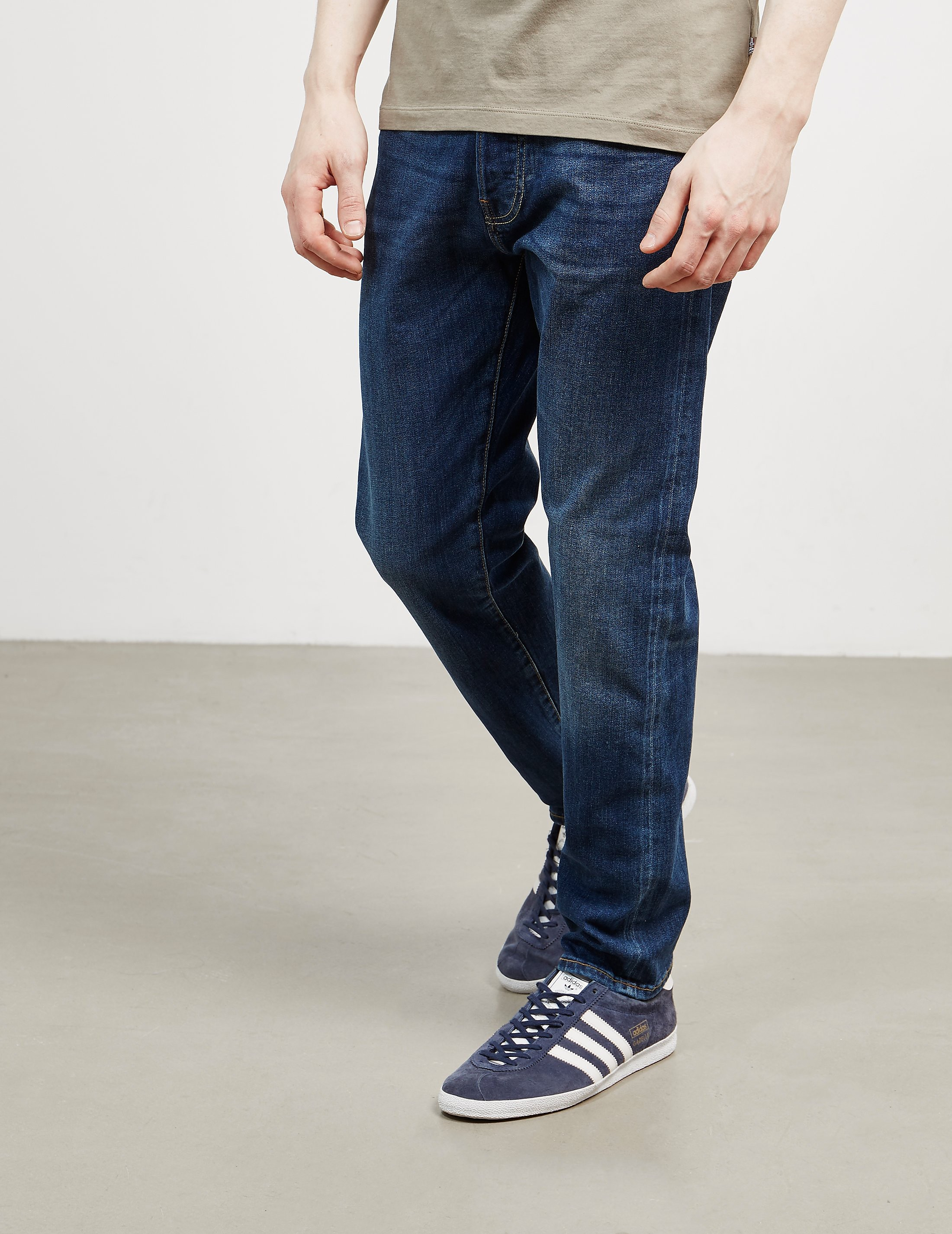 Edwin ED-80 List Slim Tapered Jeans