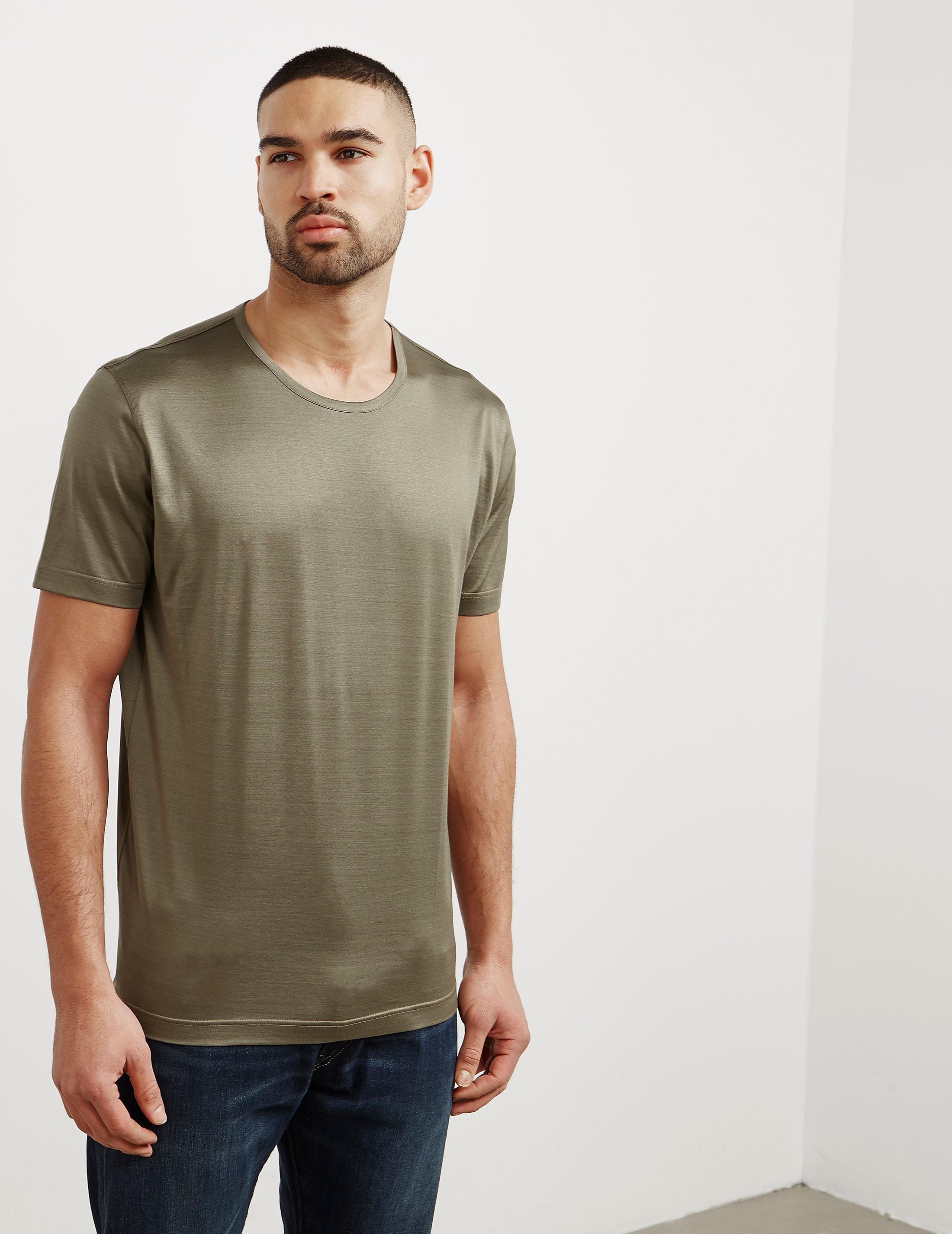 Gran Sasso Basic Short Sleeve T-Shirt