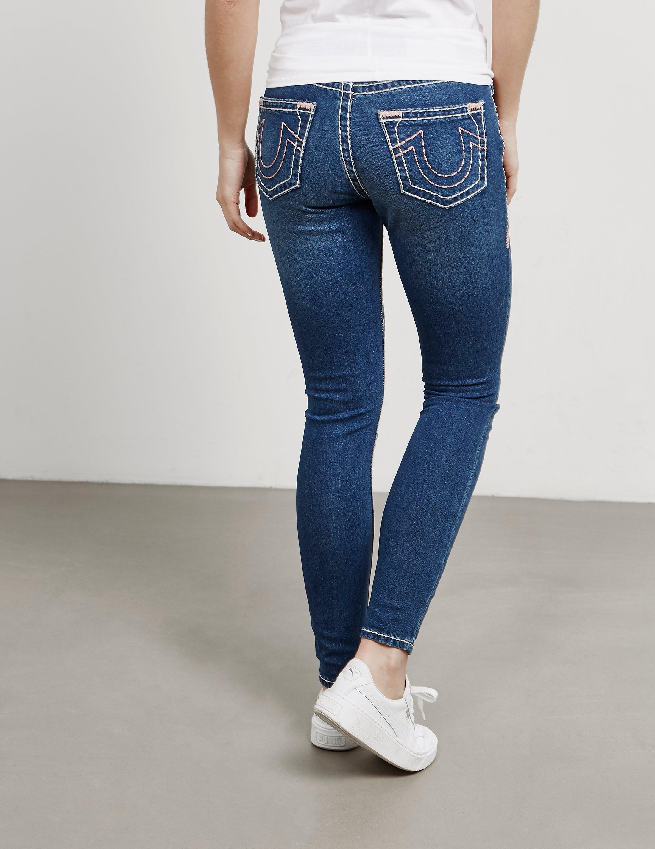 True Religion Jennie Super Skinny Jeans