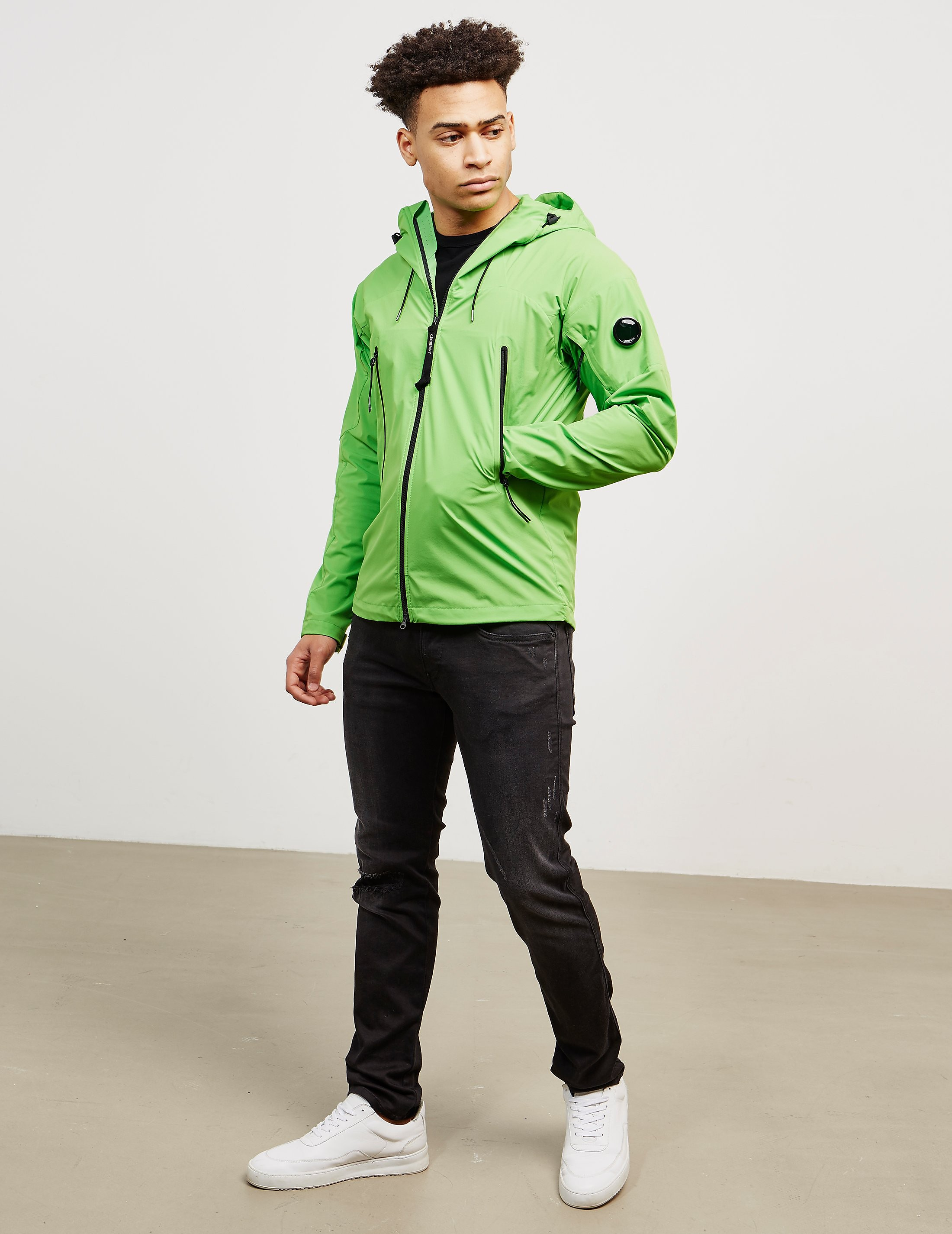 CP Company Protek Hooded Lightweight Jacket