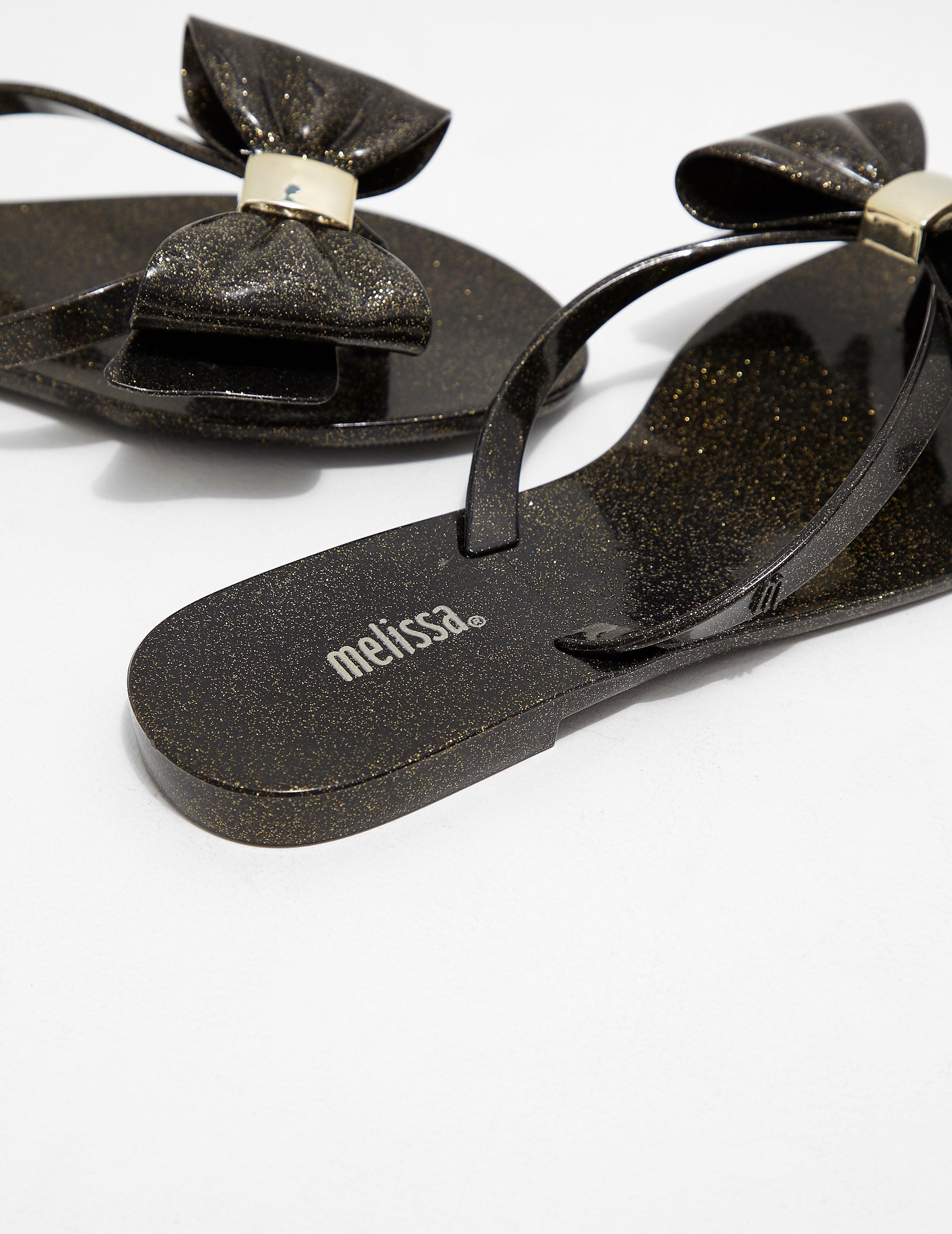 Melissa Harmonic Bow Sandals