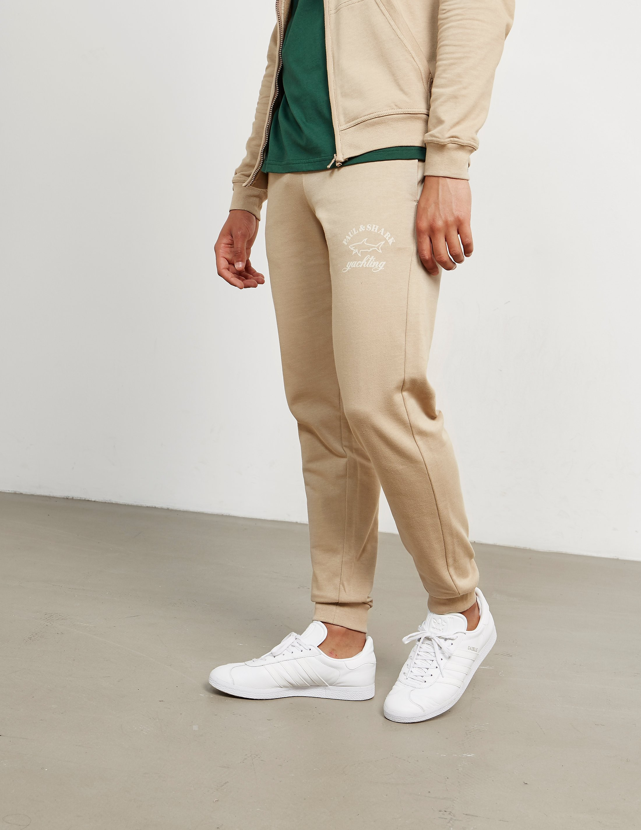Paul and Shark Cuffed Track Pants