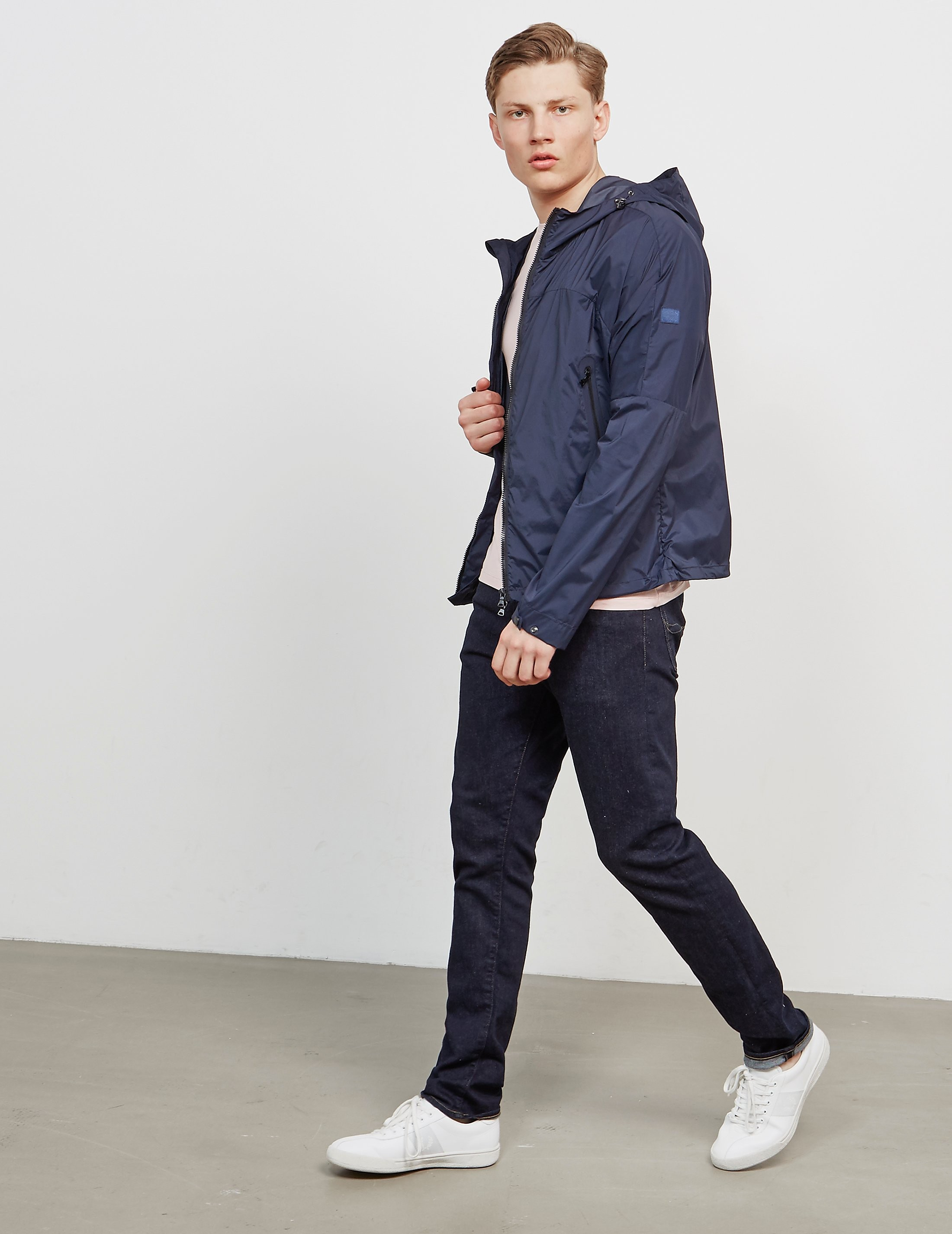 Paul and Shark Woven Lightweight Jacket