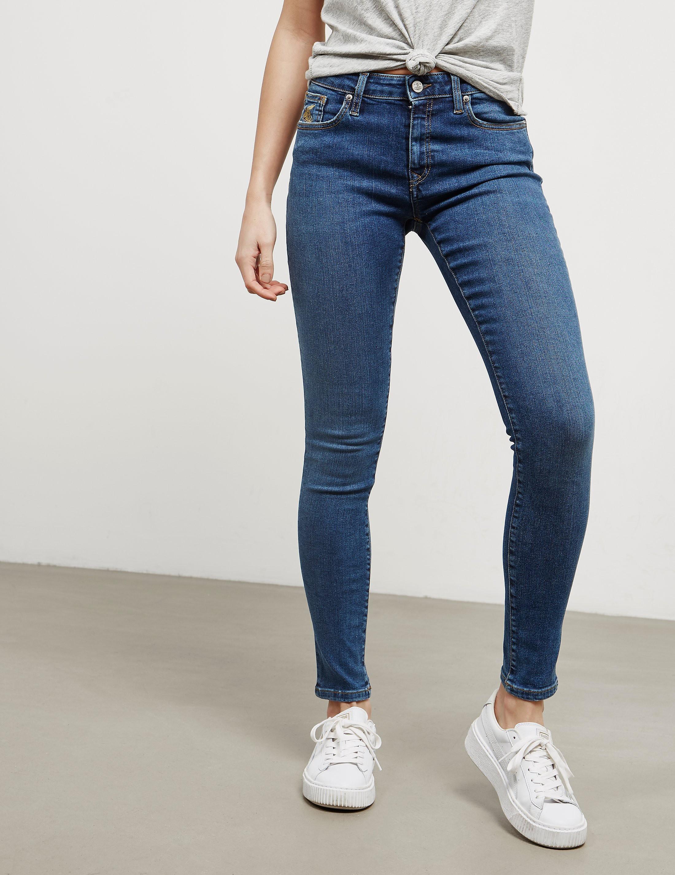 Vivienne Westwood Anglomania Skinny Jeans
