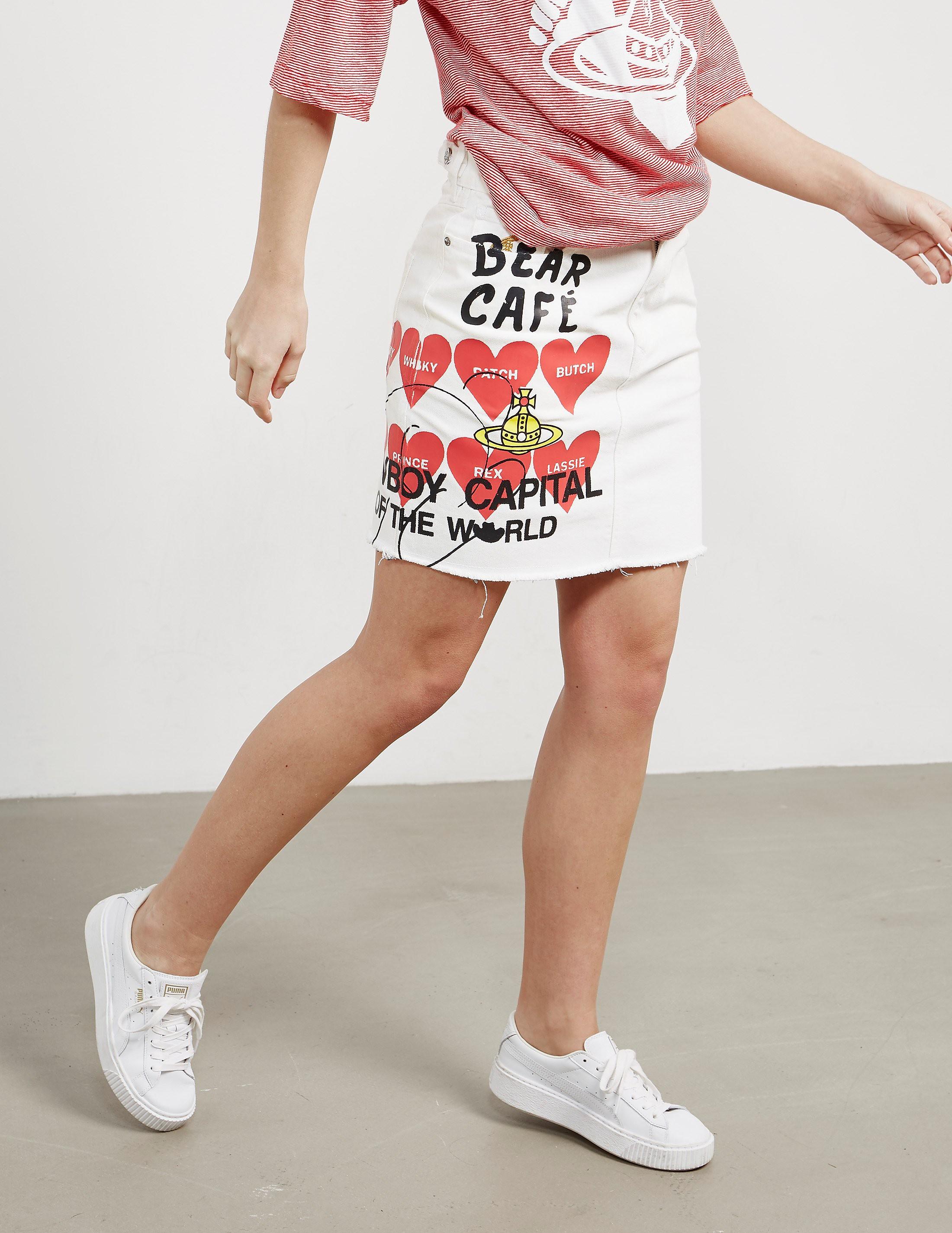 Vivienne Westwood Anglomania Table Skirt