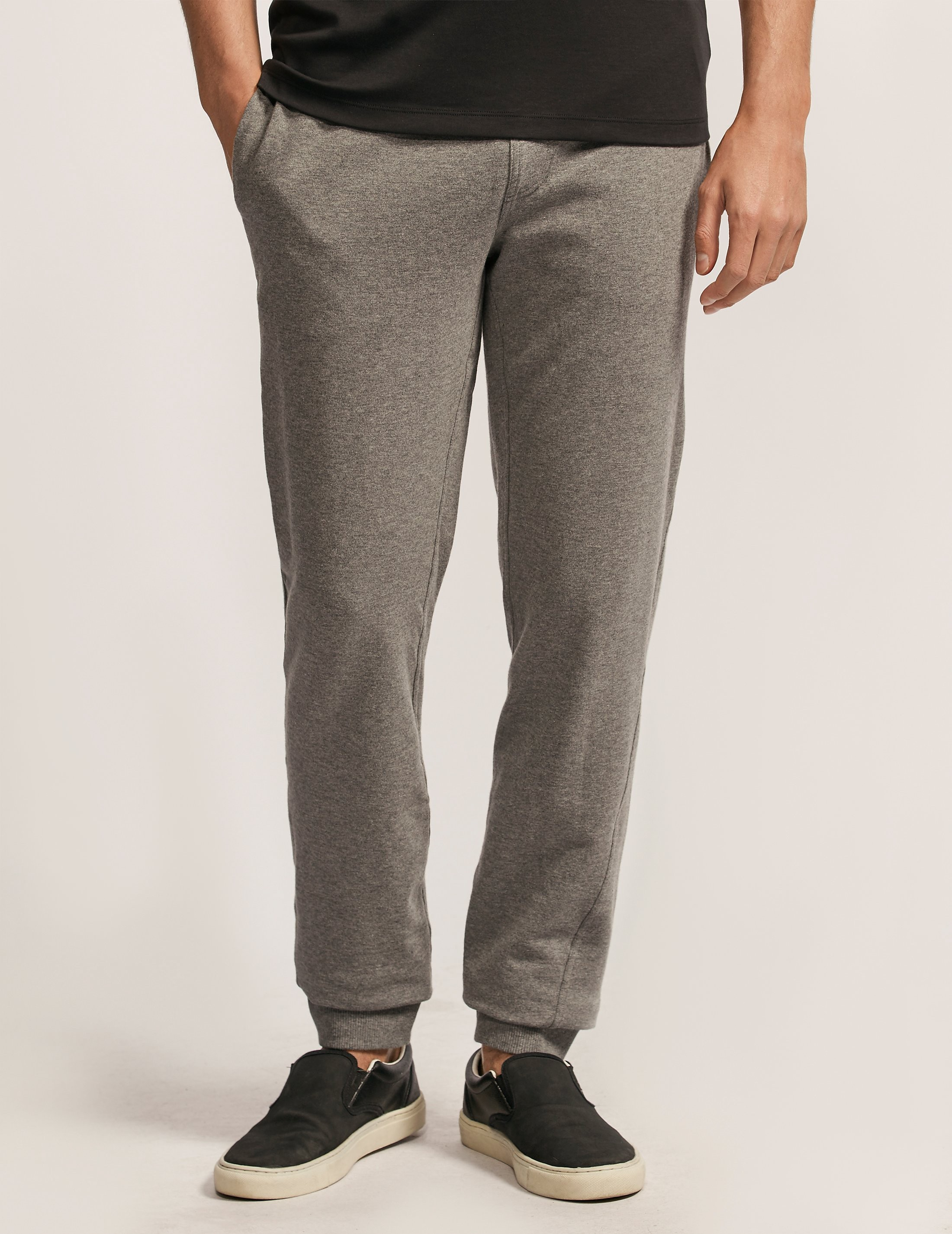 Michael Kors Fleece Cuffed Track Pants