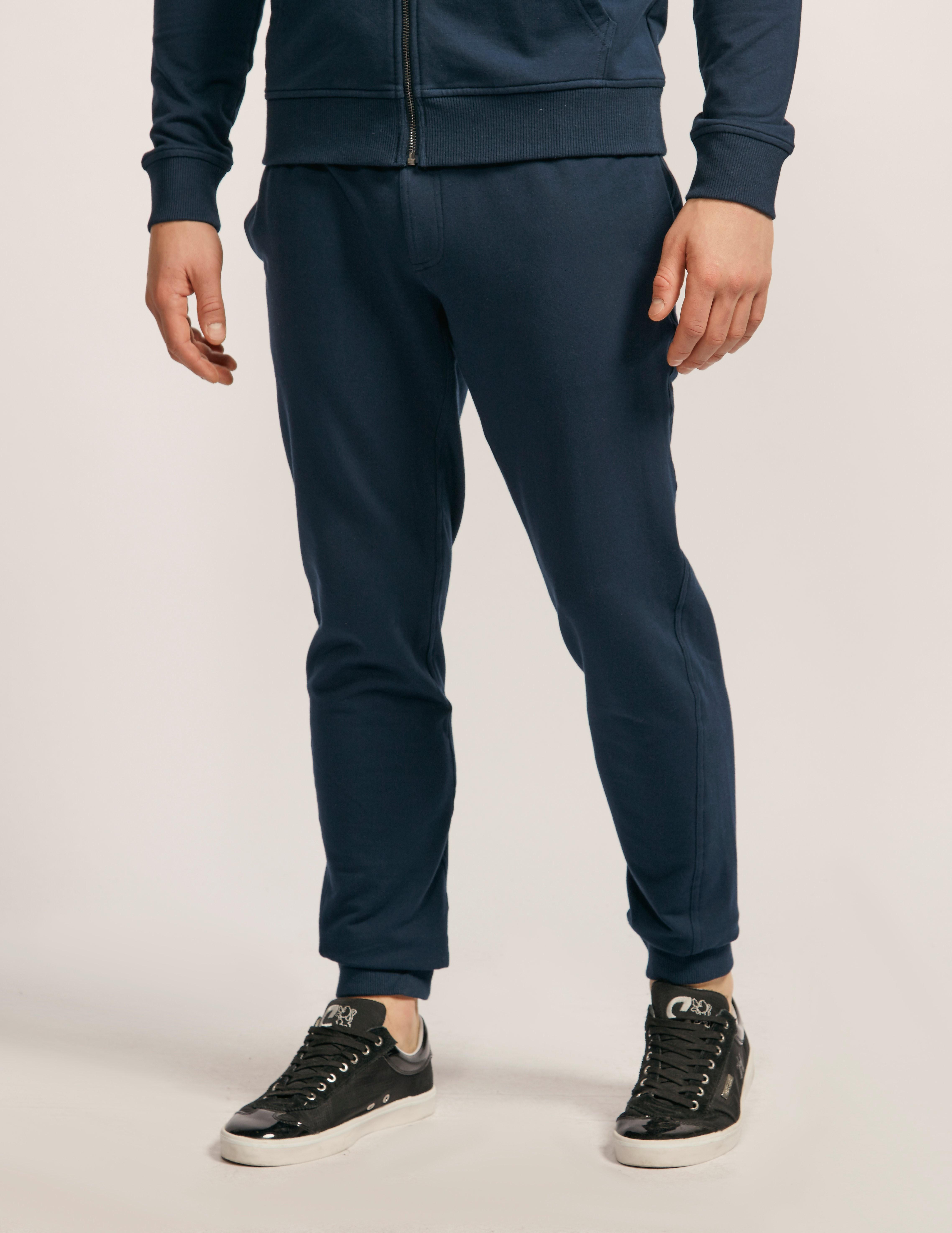 Michael Kors Stretch Fleece Cuffed Track Pant