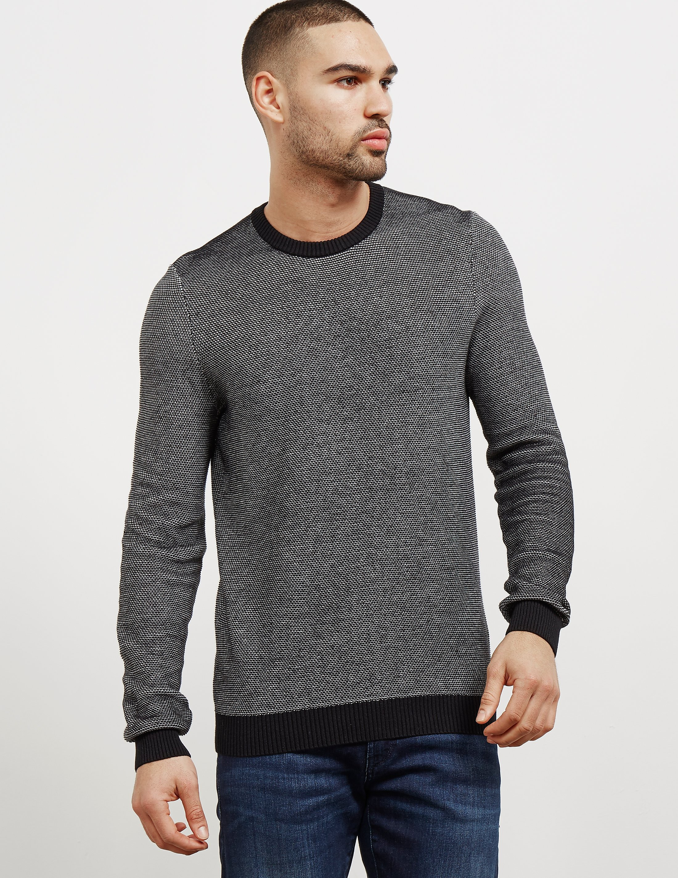 HUGO Segin Crew Knitted Jumper
