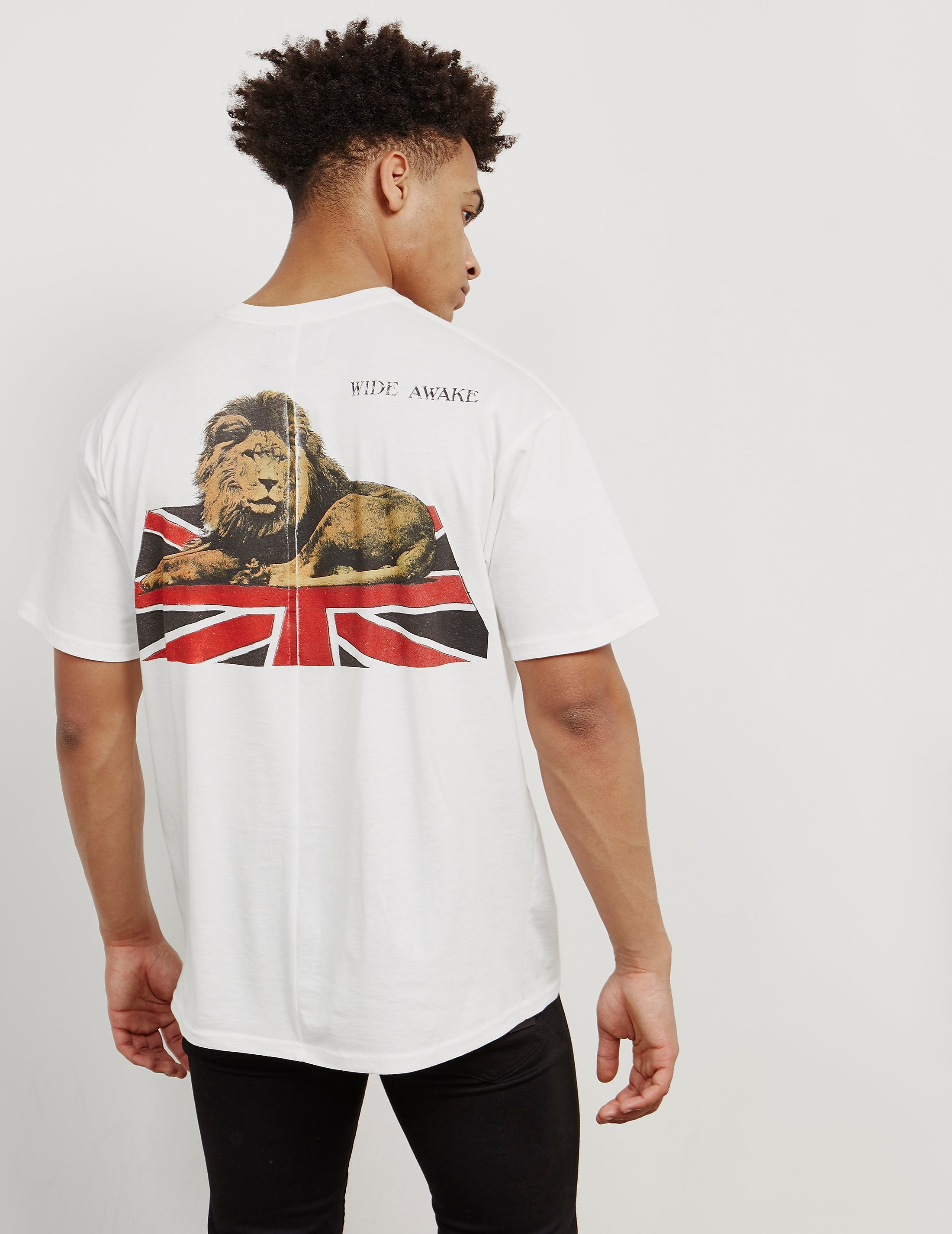 Represent Lion Flag Short Sleeve T-Shirt - Online Exclusive