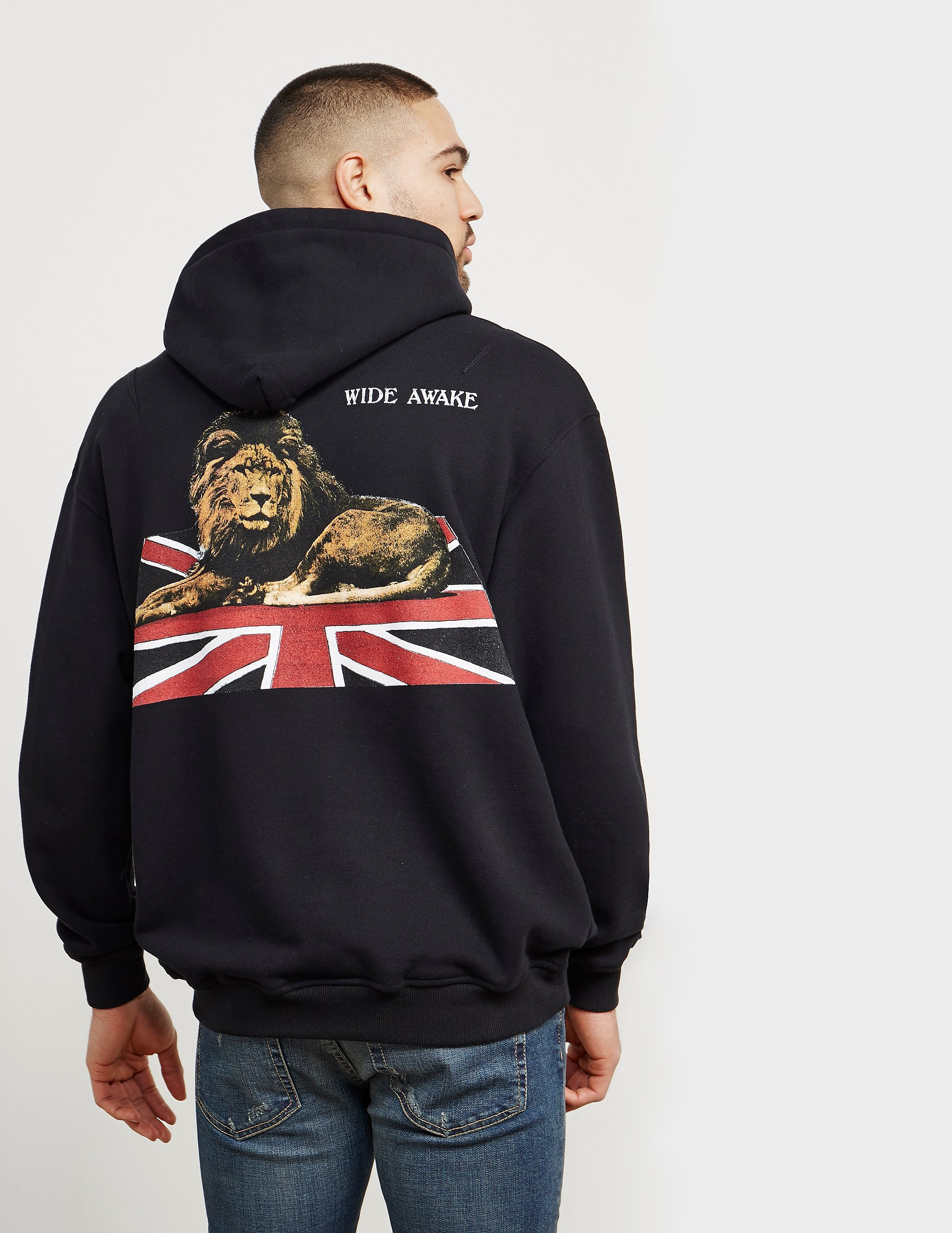 Represent Lion Flag Hoodie - Online Exclusive
