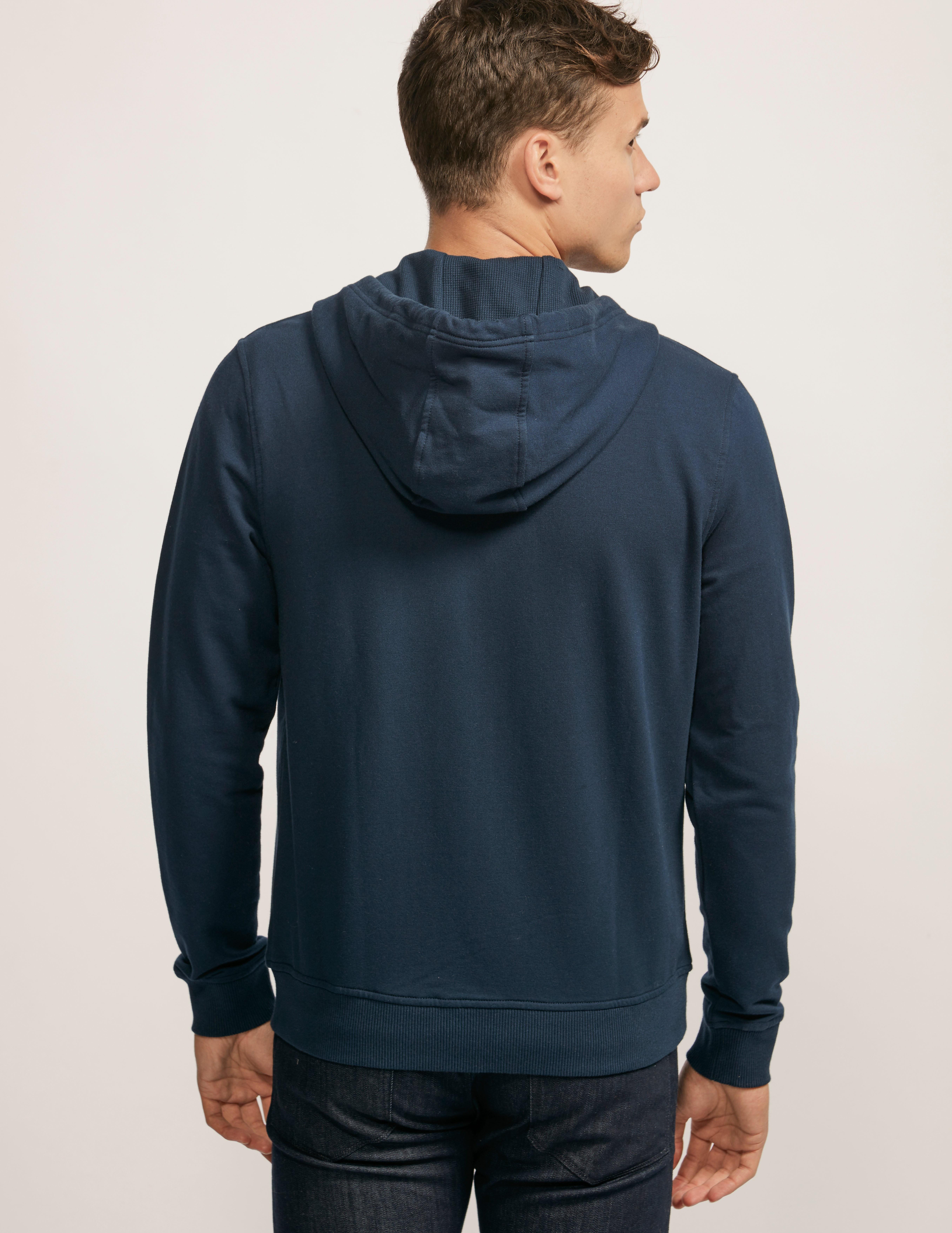 Michael Kors Stretch Fleece Hooded Sweatshirt