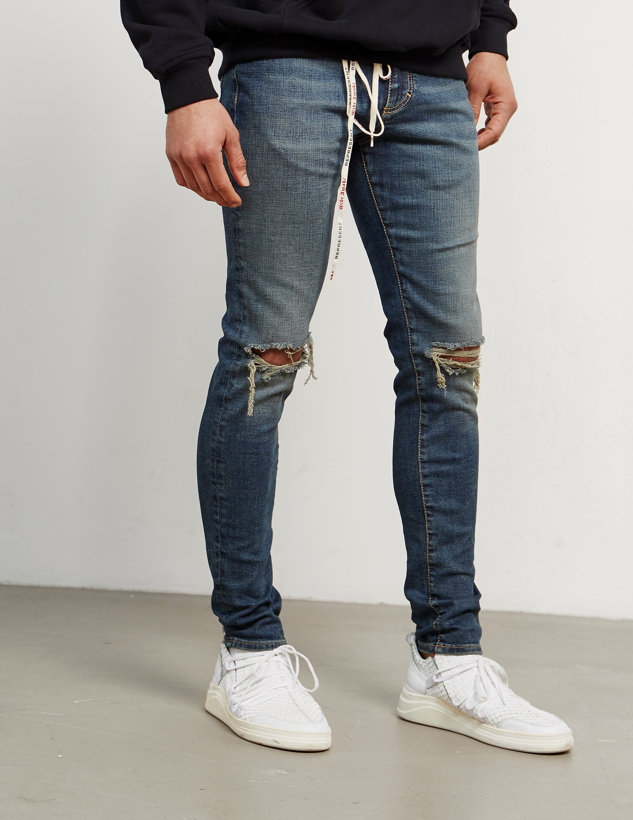 Represent Destroyed Jeans - Online Exclusive