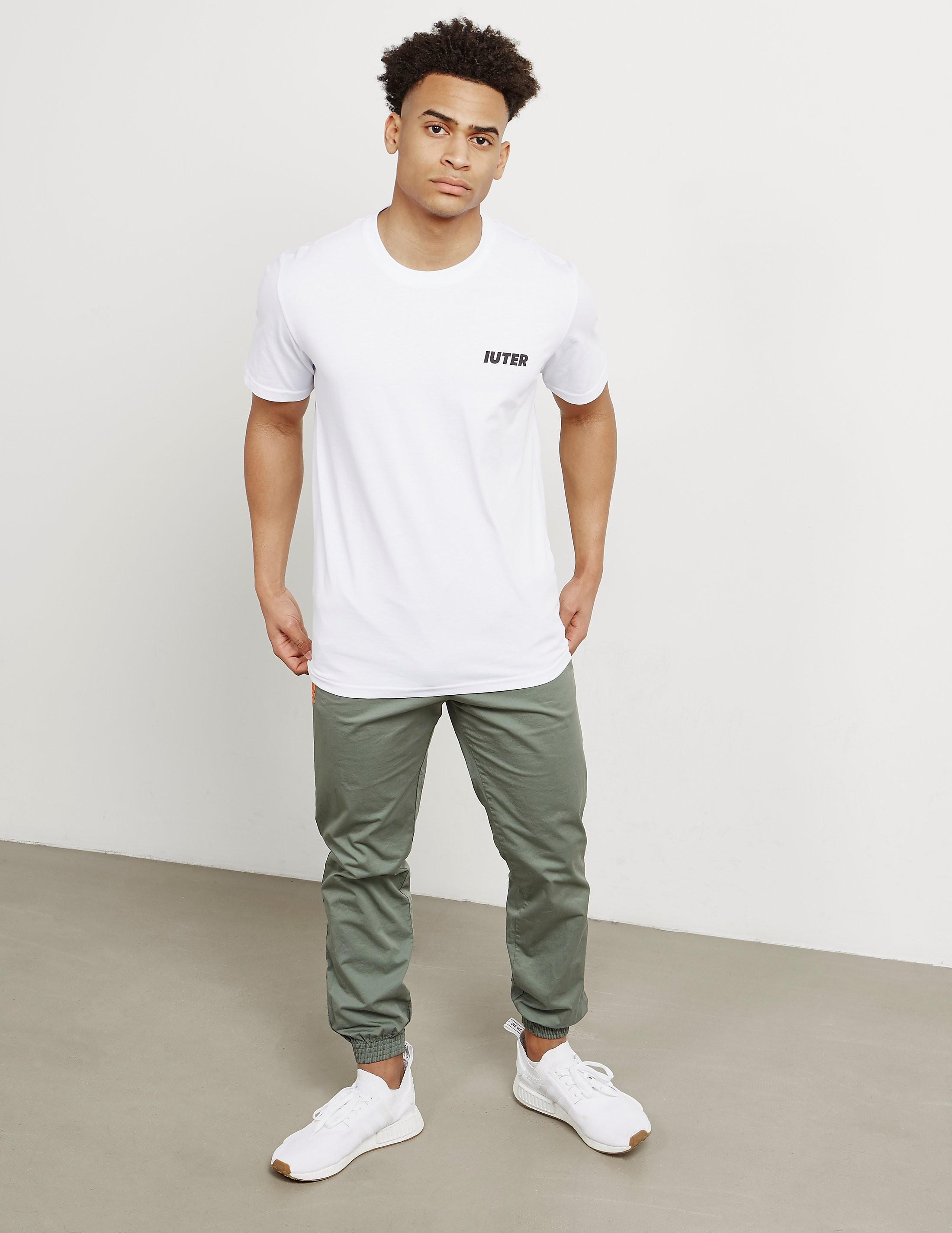 IUTER Logo Track Pants - Exclusive