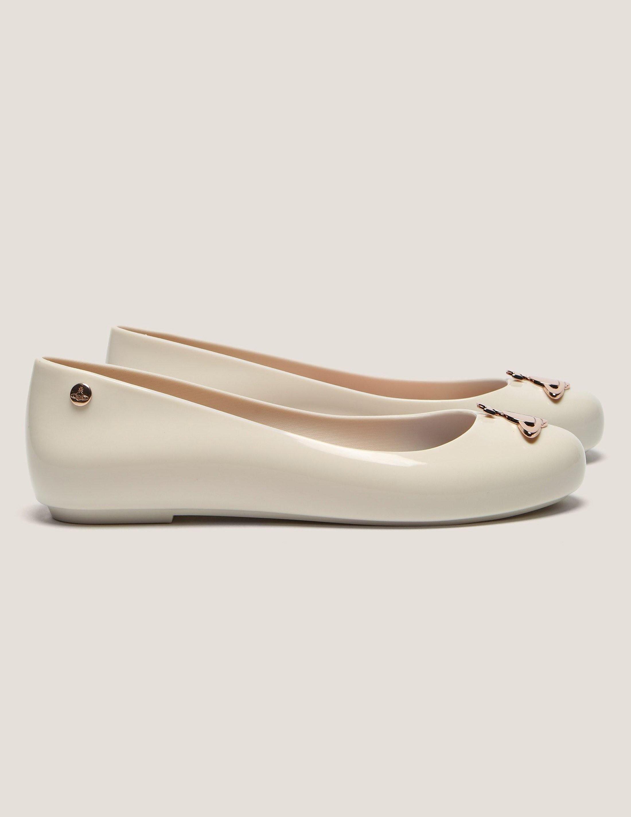 Melissa X Vivienne Westwood Orb Shoe