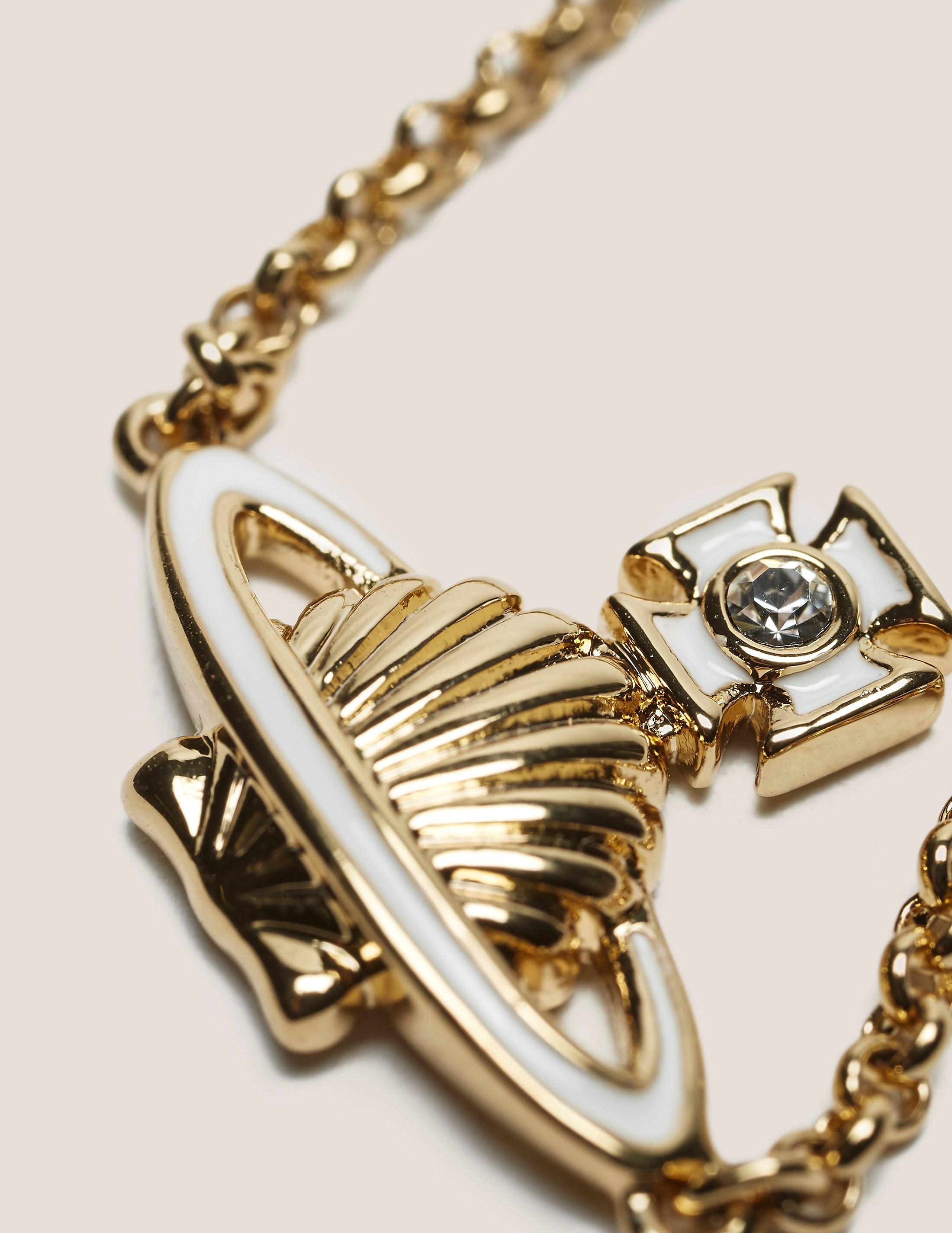 Vivienne Westwood Medea Bas Relief Bracelet