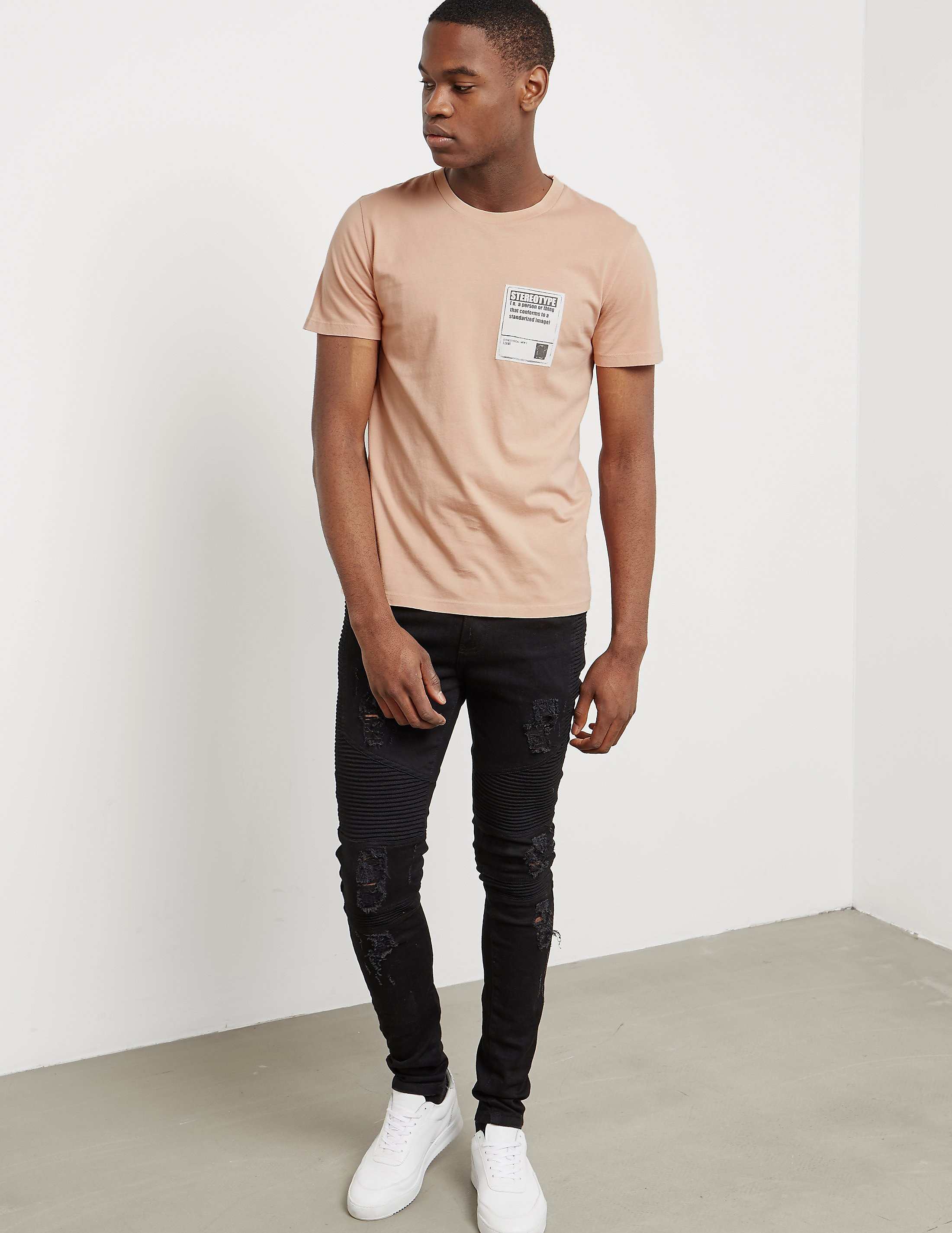 Maison Margiela Stereotype Short Sleeve T-Shirt