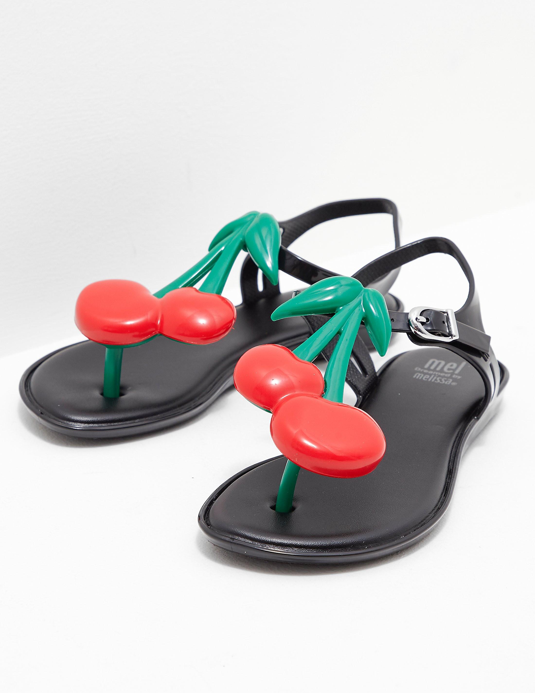 Melissa Cherry Sandals