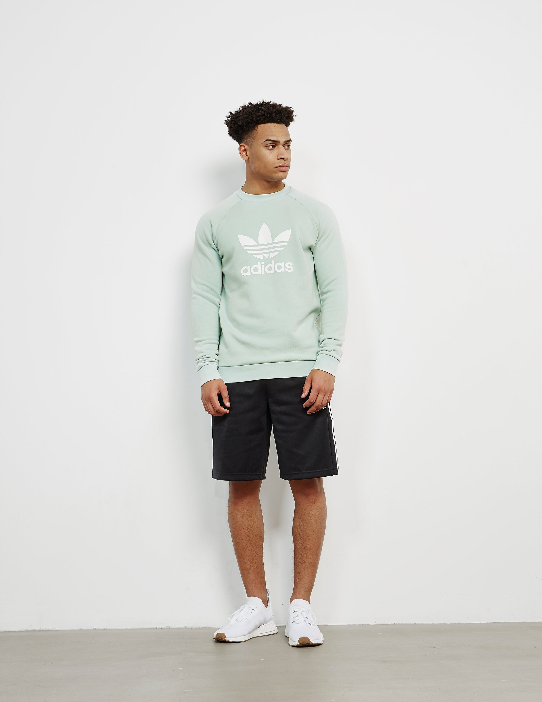 adidas Originals Snap Button Shorts